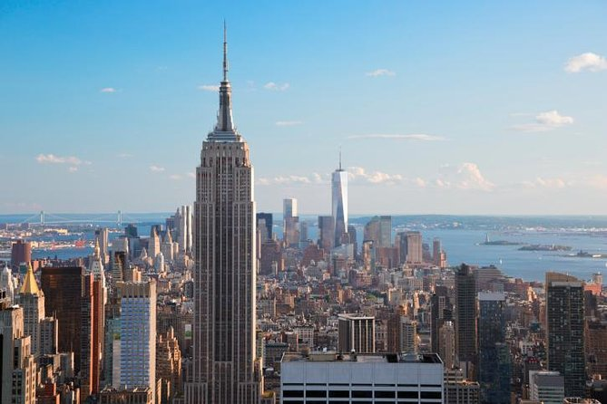 New York City Guided Sightseeing Tour by Double Decker Bus