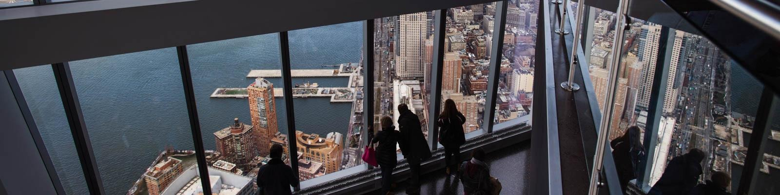 Make the most of your trip to the One World Observatory.