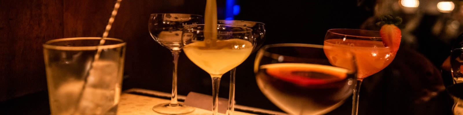 Top Speakeasies and Hidden Bars in NYC