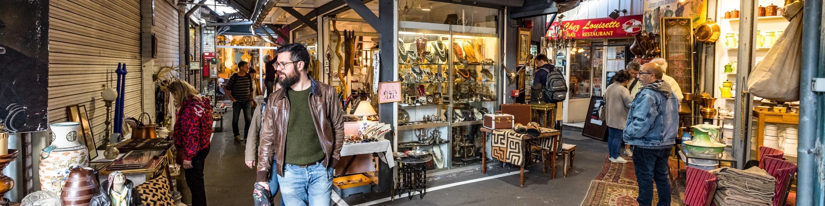 Where to Go Shopping in Paris