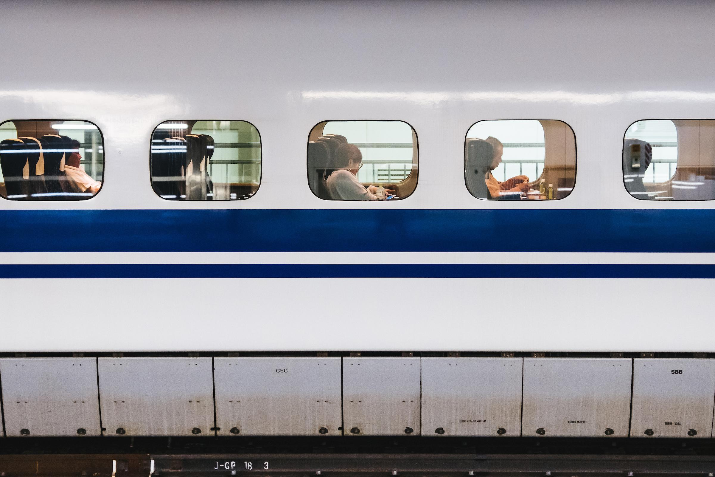 Tours by Bullet Train from Tokyo
