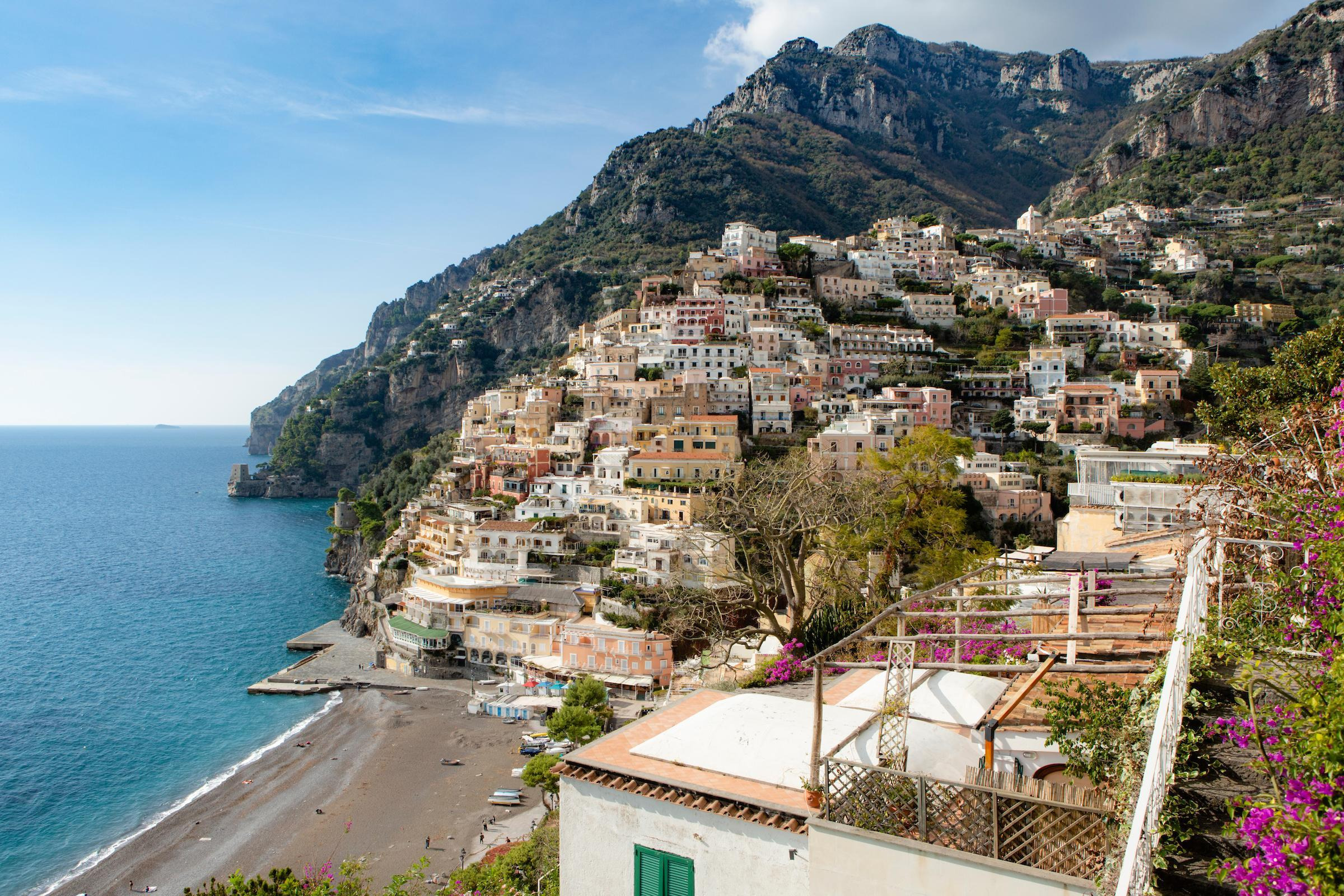 Amalfi Coast Tours from Naples