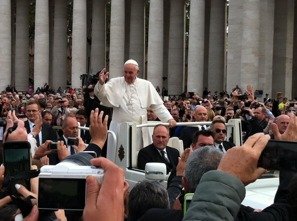 How to See the Pope in Rome