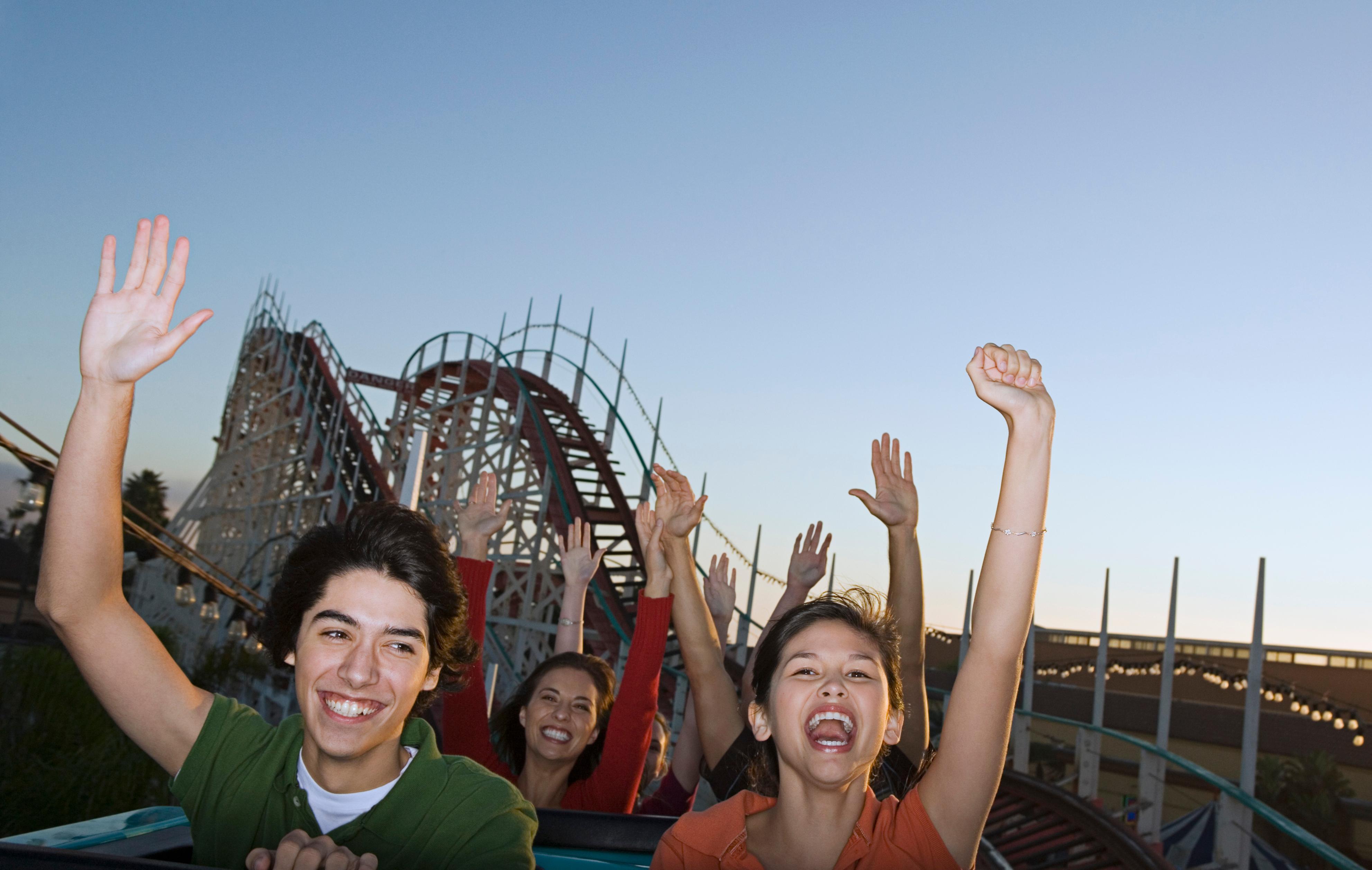Top Theme Parks Near Brisbane