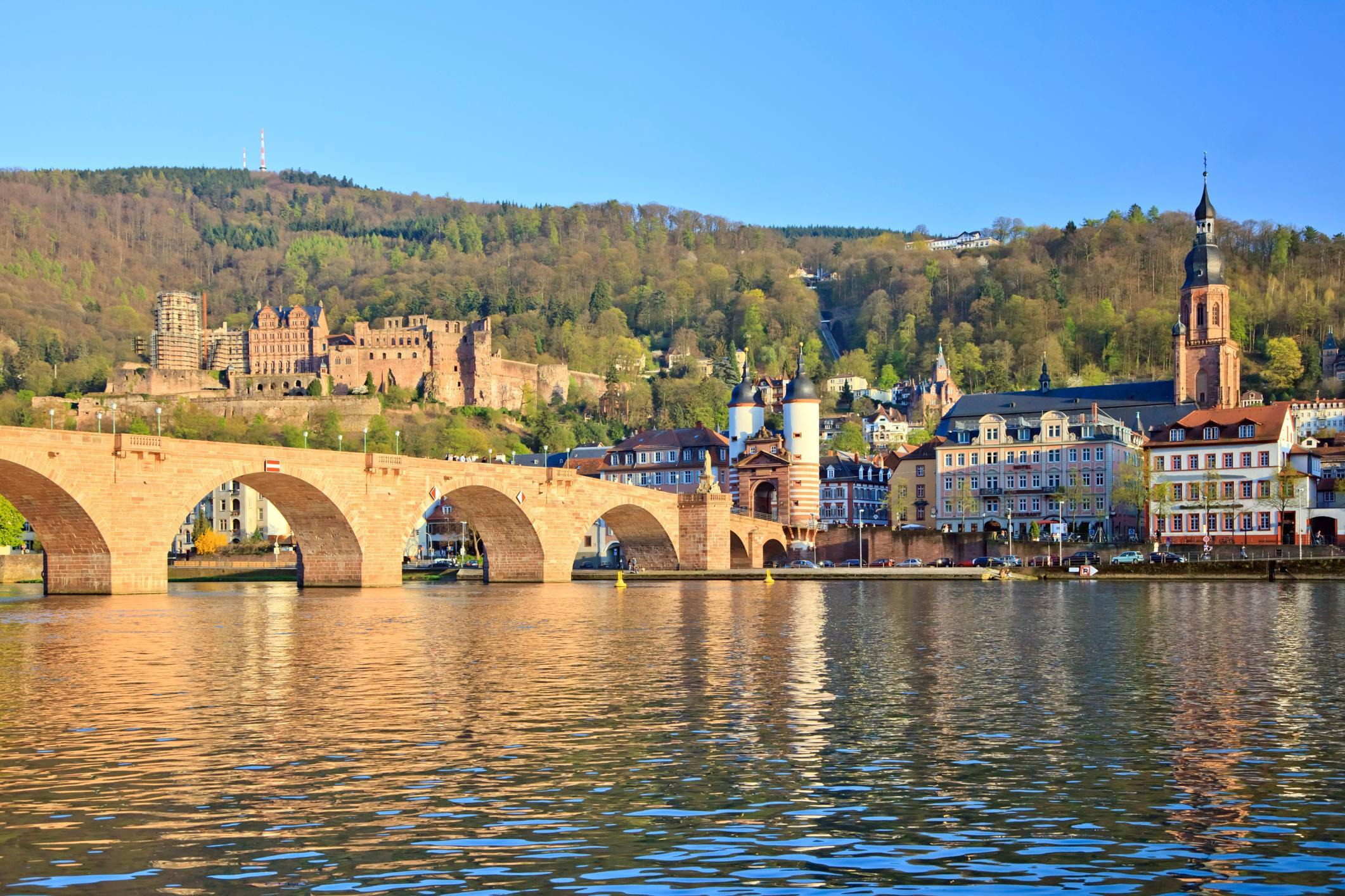 How to Spend 3 Days at the Rhine River