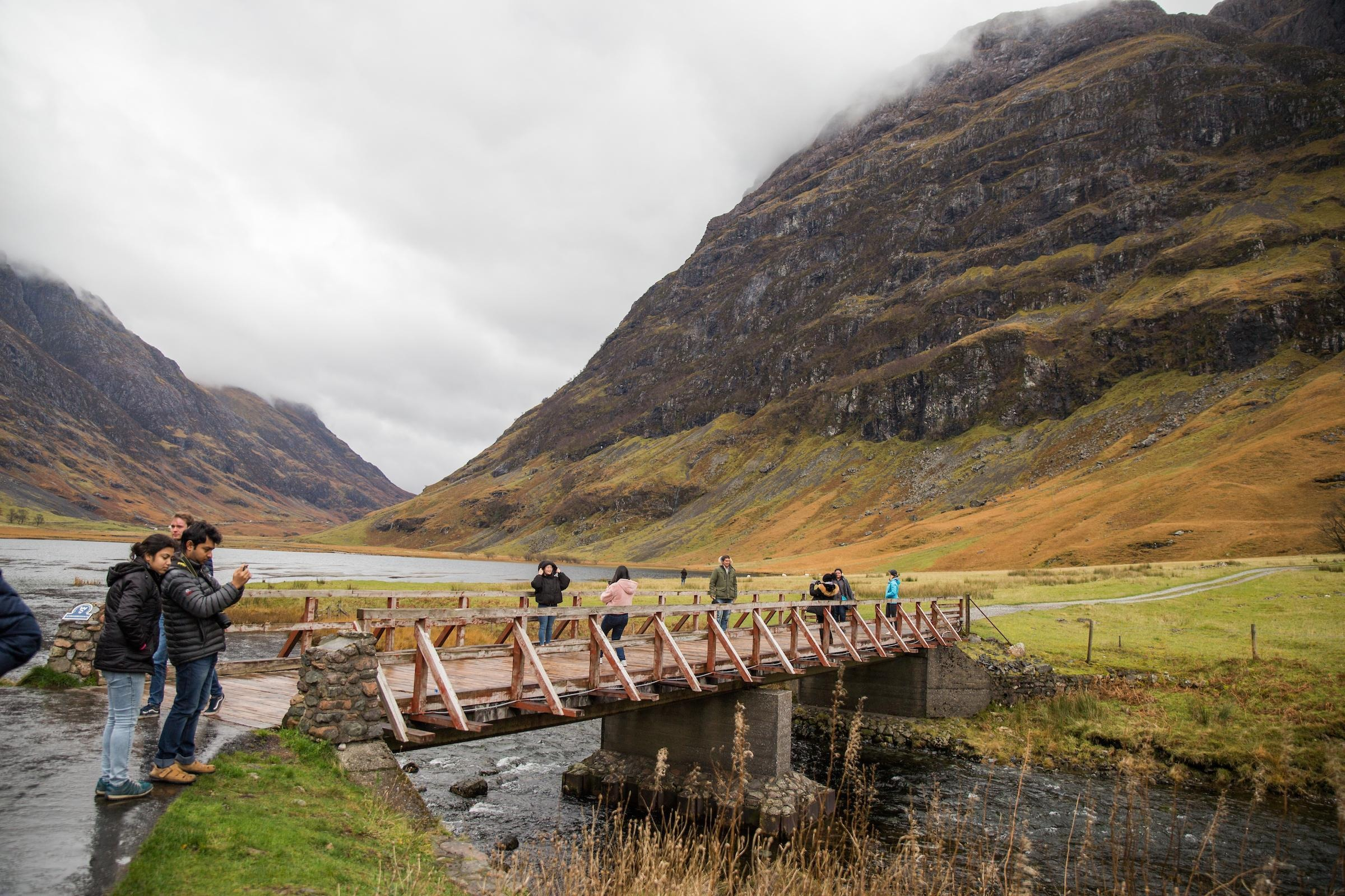 How to Visit the Scottish Highlands from Edinburgh