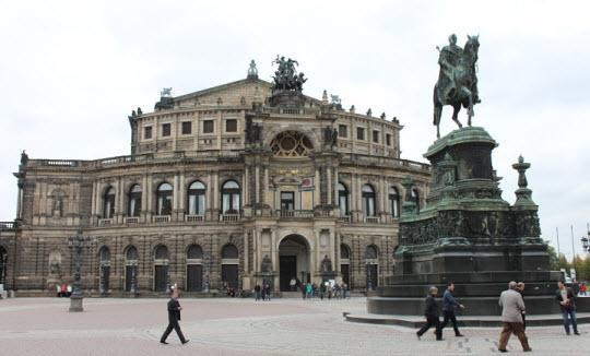 Dresden Day Trips from Berlin