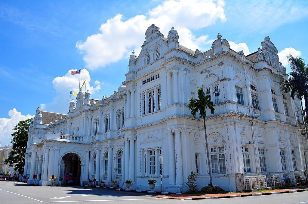 Colonial Sites in Penang