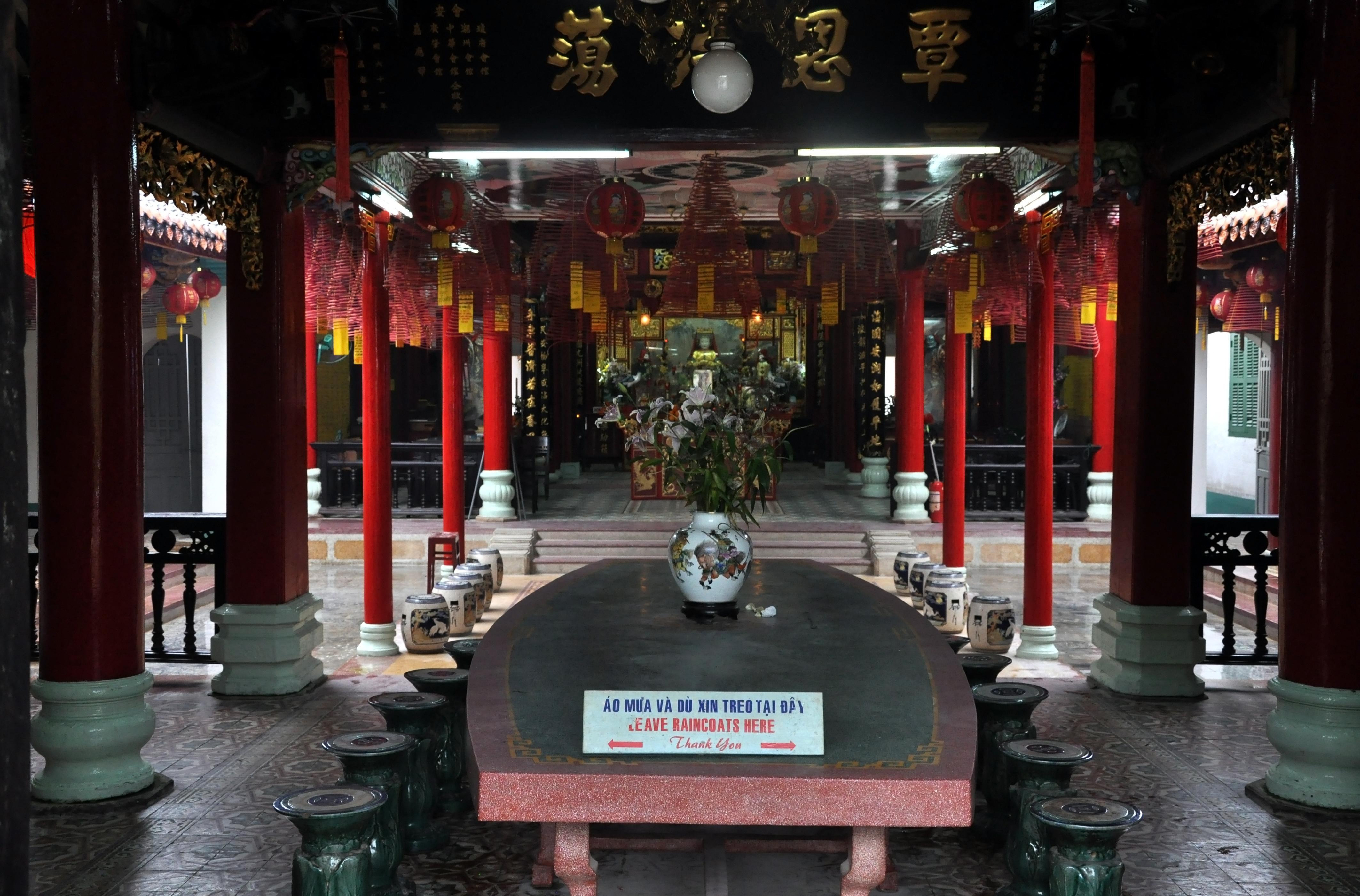 Visiting Hoi An's Assembly Halls