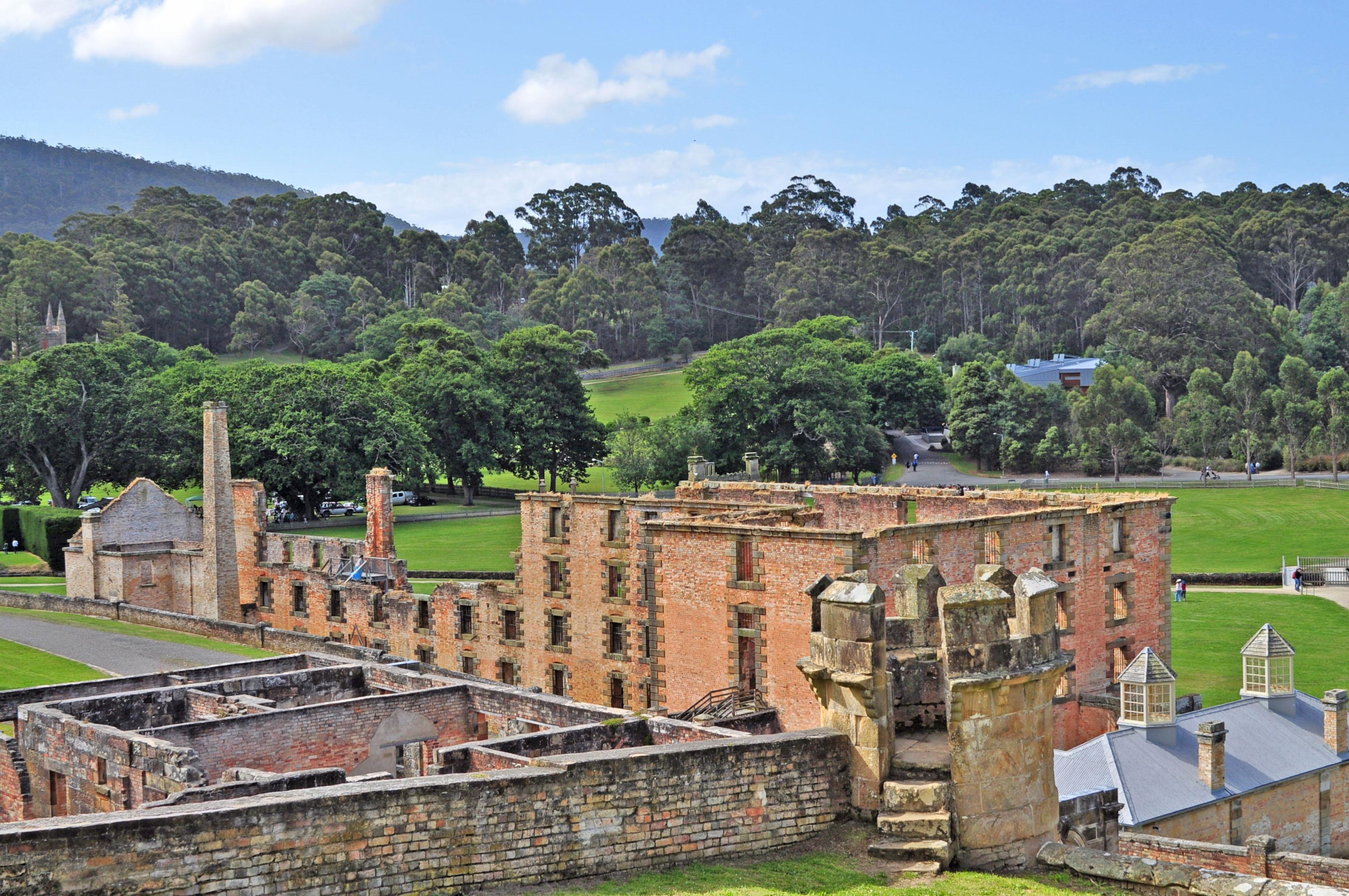 Australian Convict Sites in Tasmania
