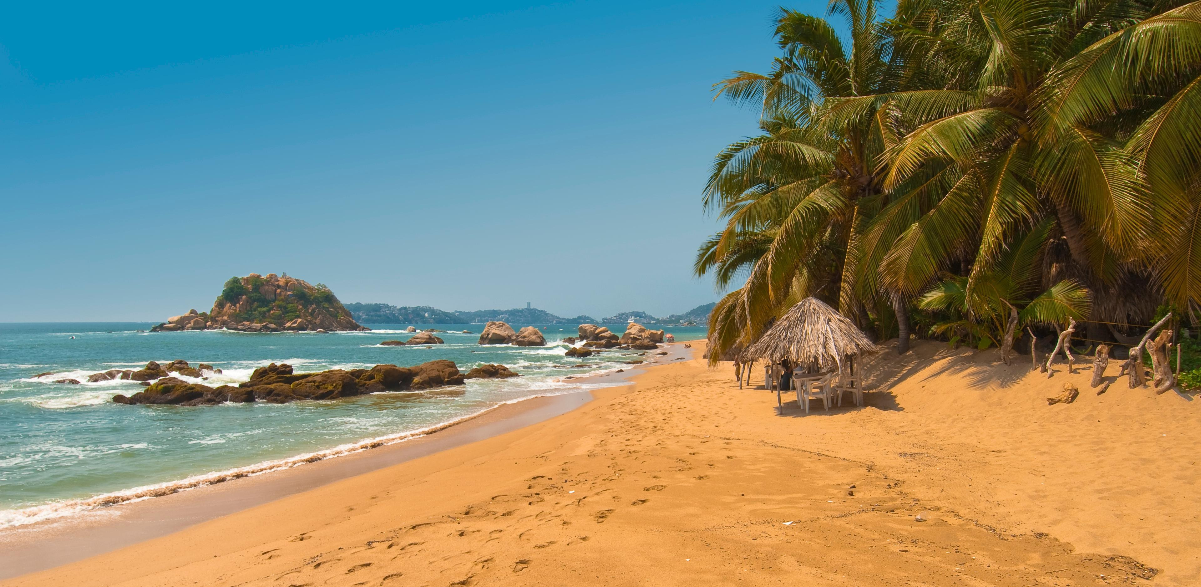 Top Beaches in Acapulco