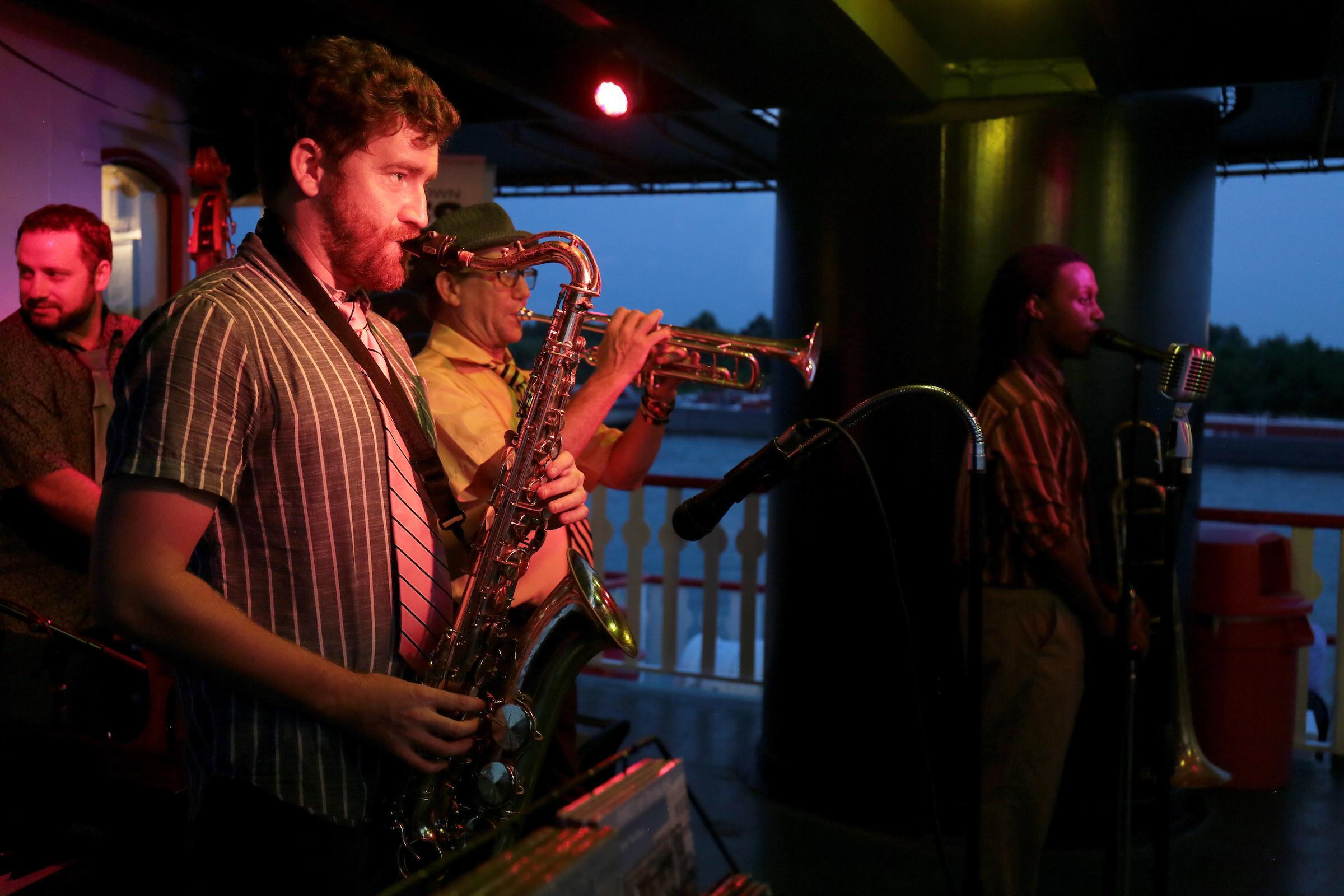 Jazz Experiences in New Orleans