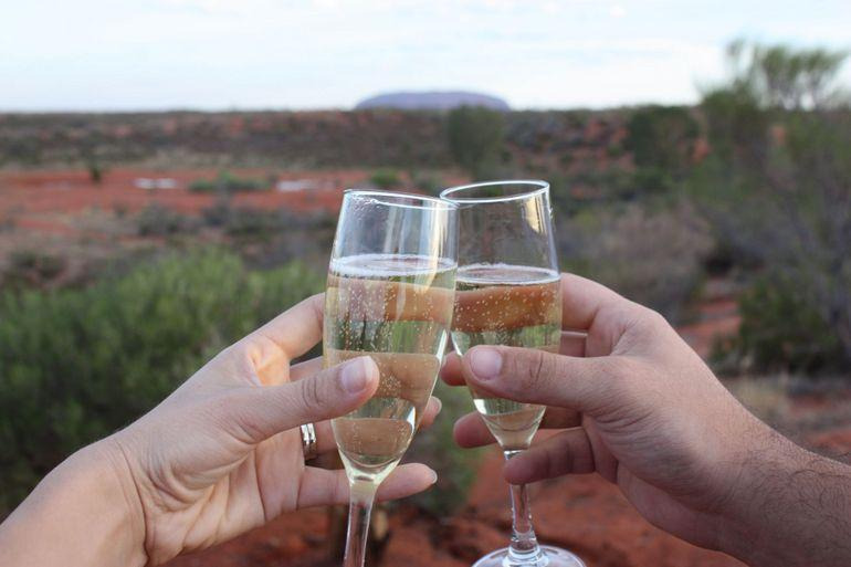 Dinner Experiences at Ayers Rock (Uluru)