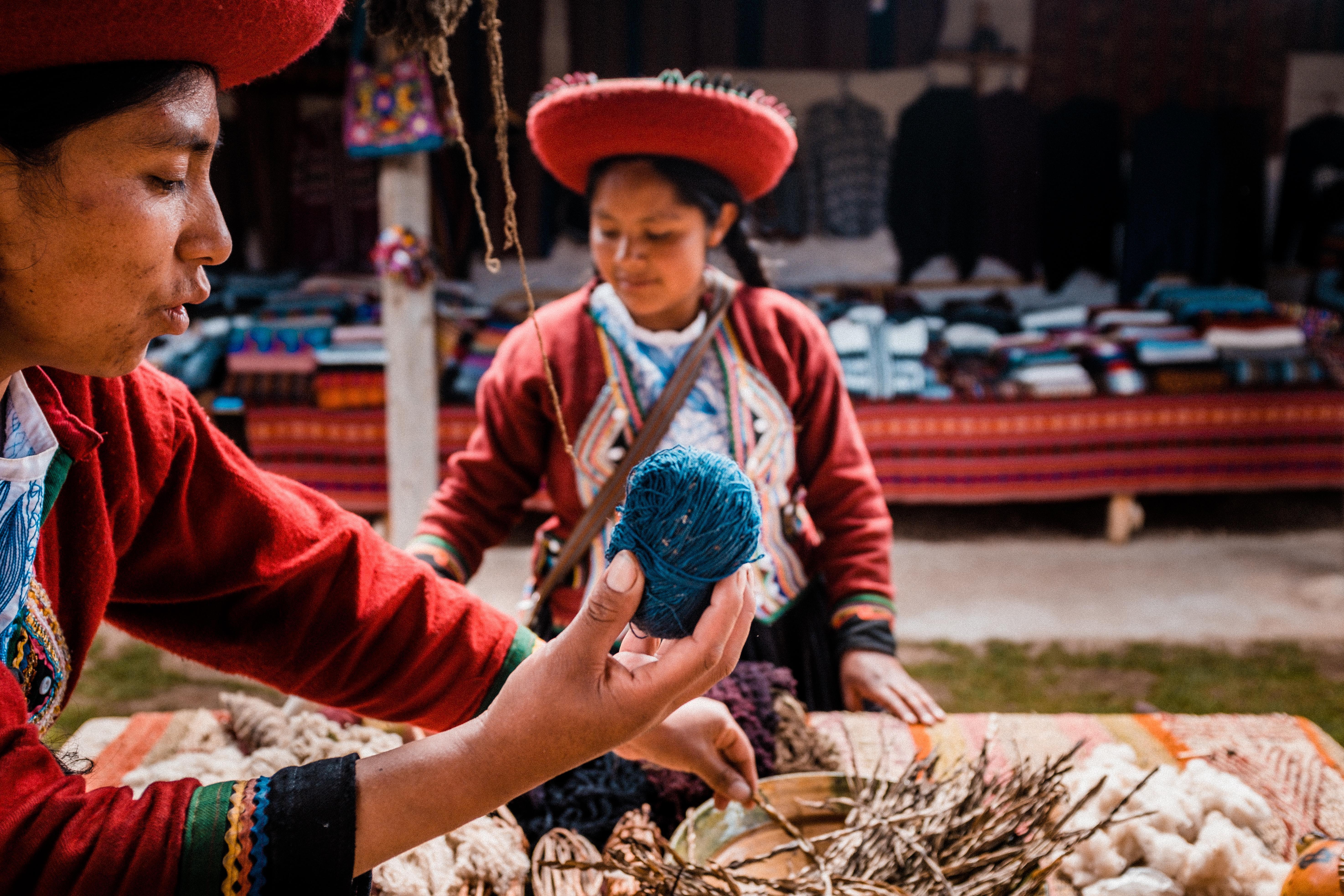 Top Markets in Cusco