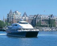 Taking the Ferry in Seattle