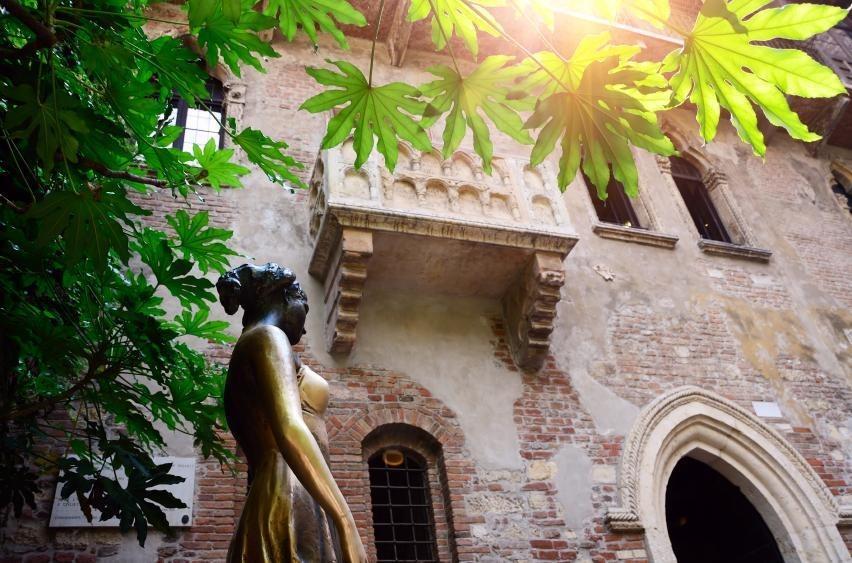 Romeo and Juliet in Verona