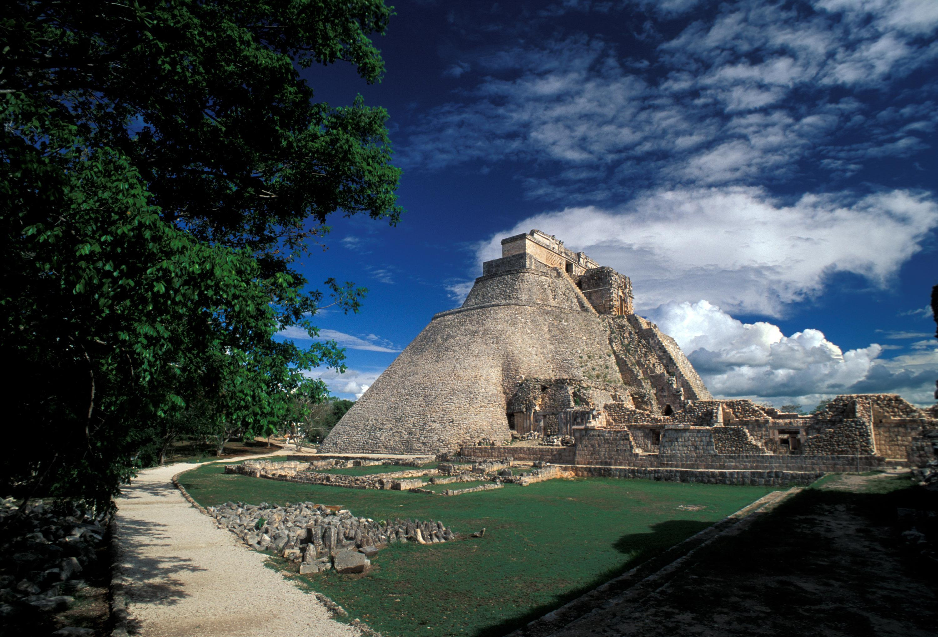 Mayan Ruins Tours from Merida