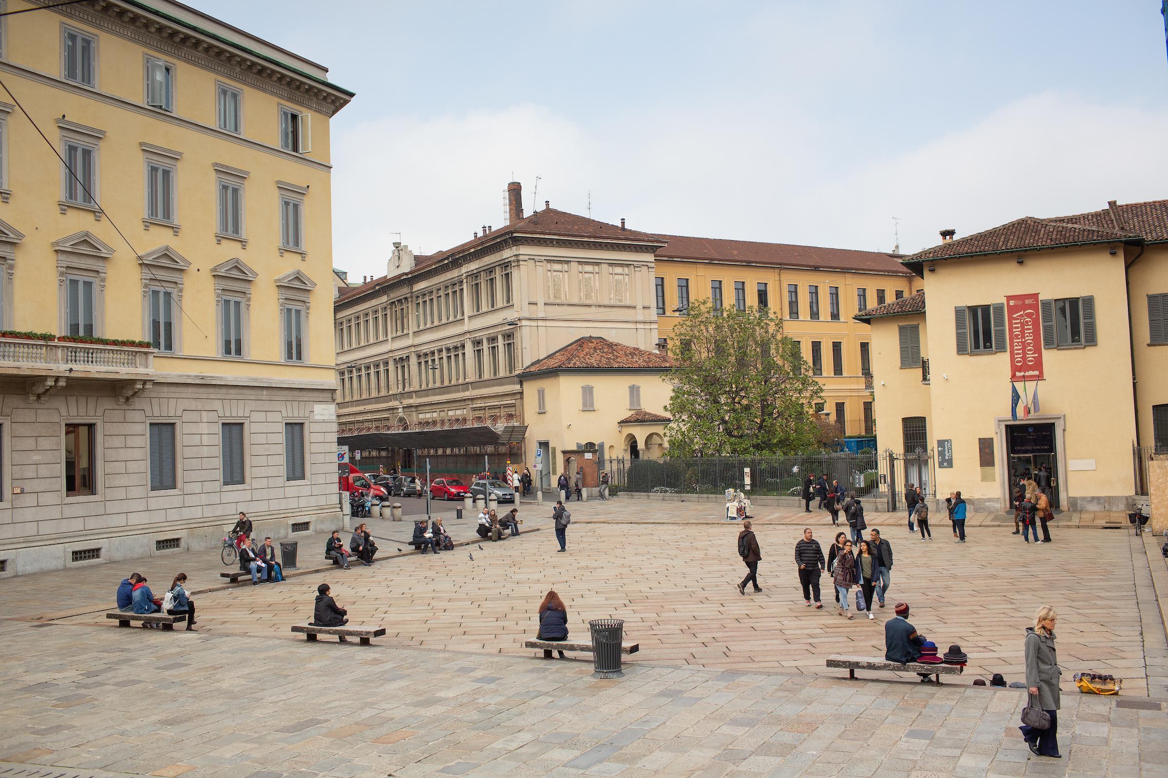 Leonardo da Vinci's Milan