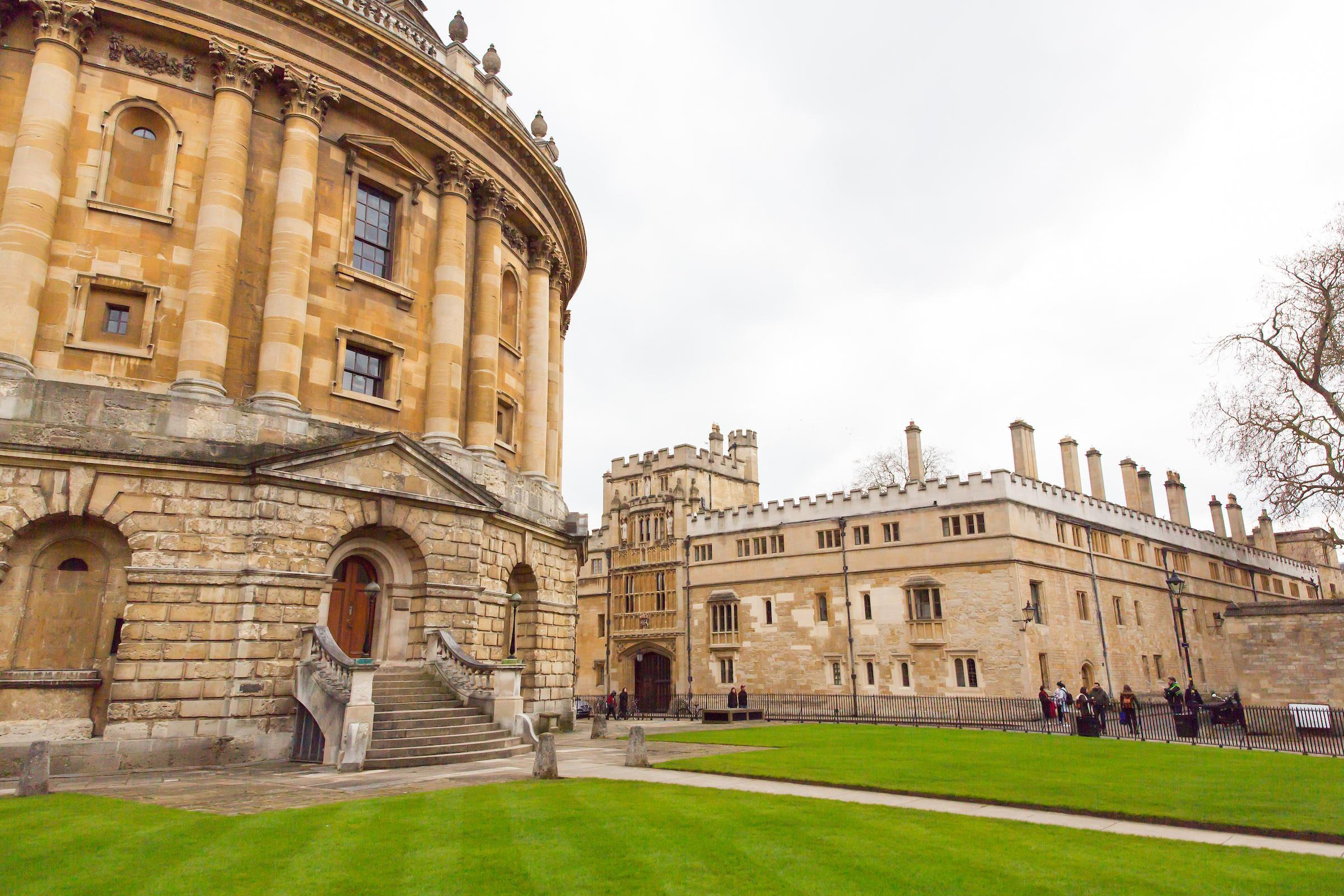Oxford Tours from London