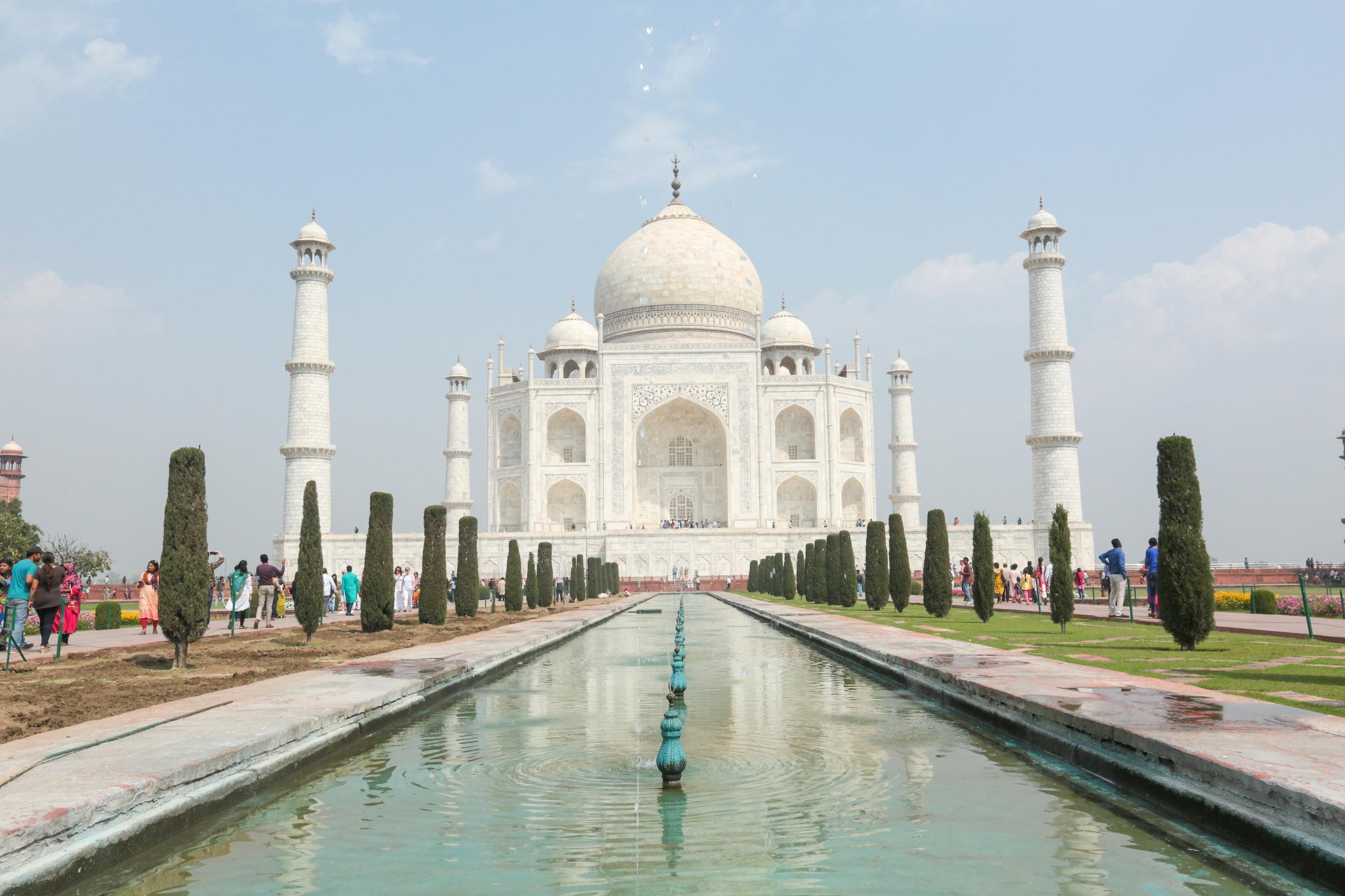 Agra & Taj Mahal Tours from New Delhi