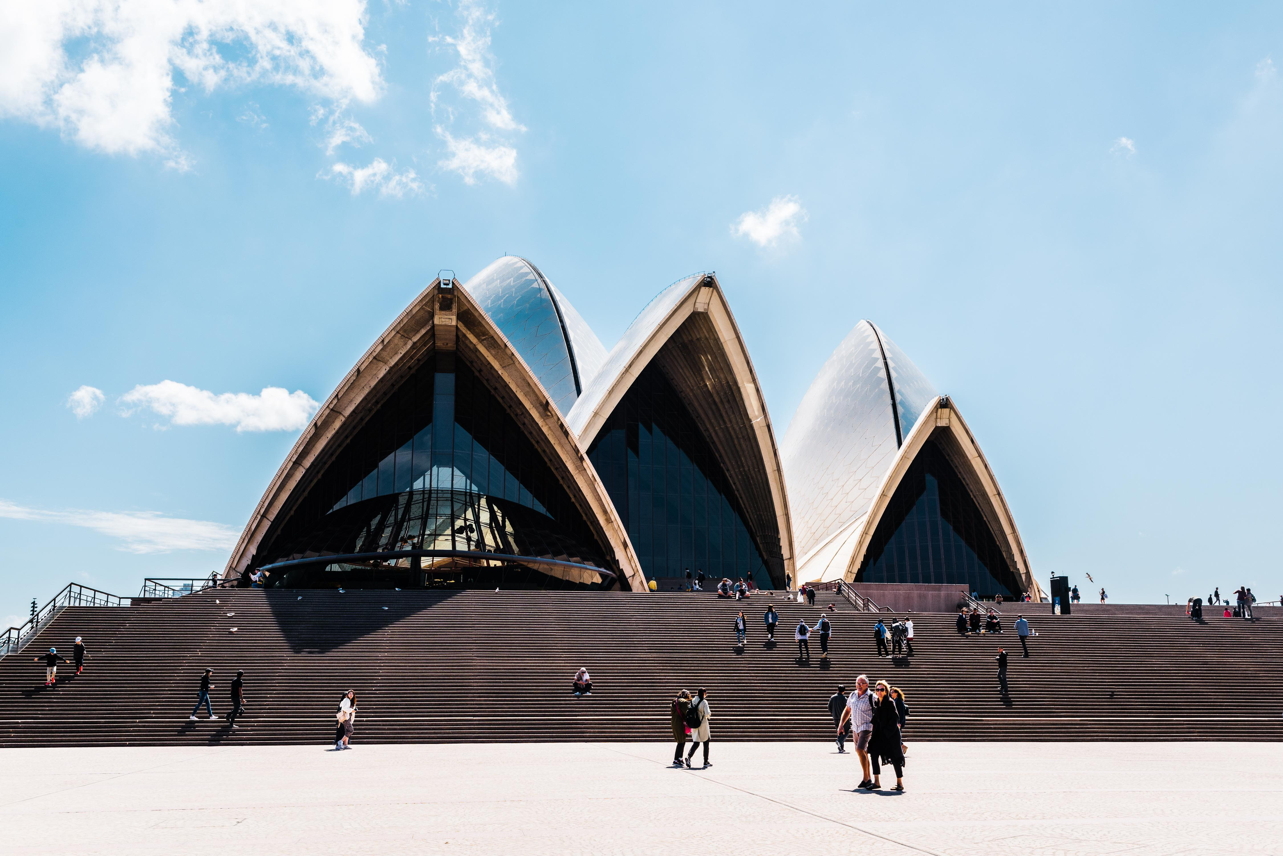 Seeing an Opera at the Sydney Opera House