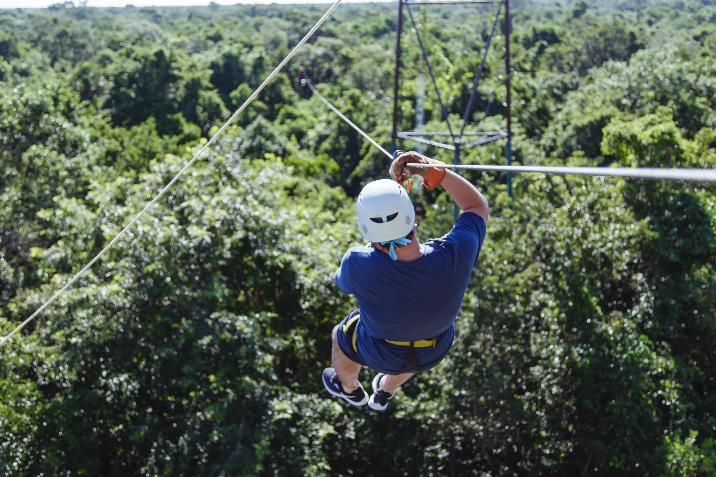Jungle Tours in Cancun