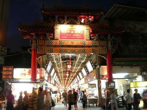 4 Must-Visit Night Markets in Taipei