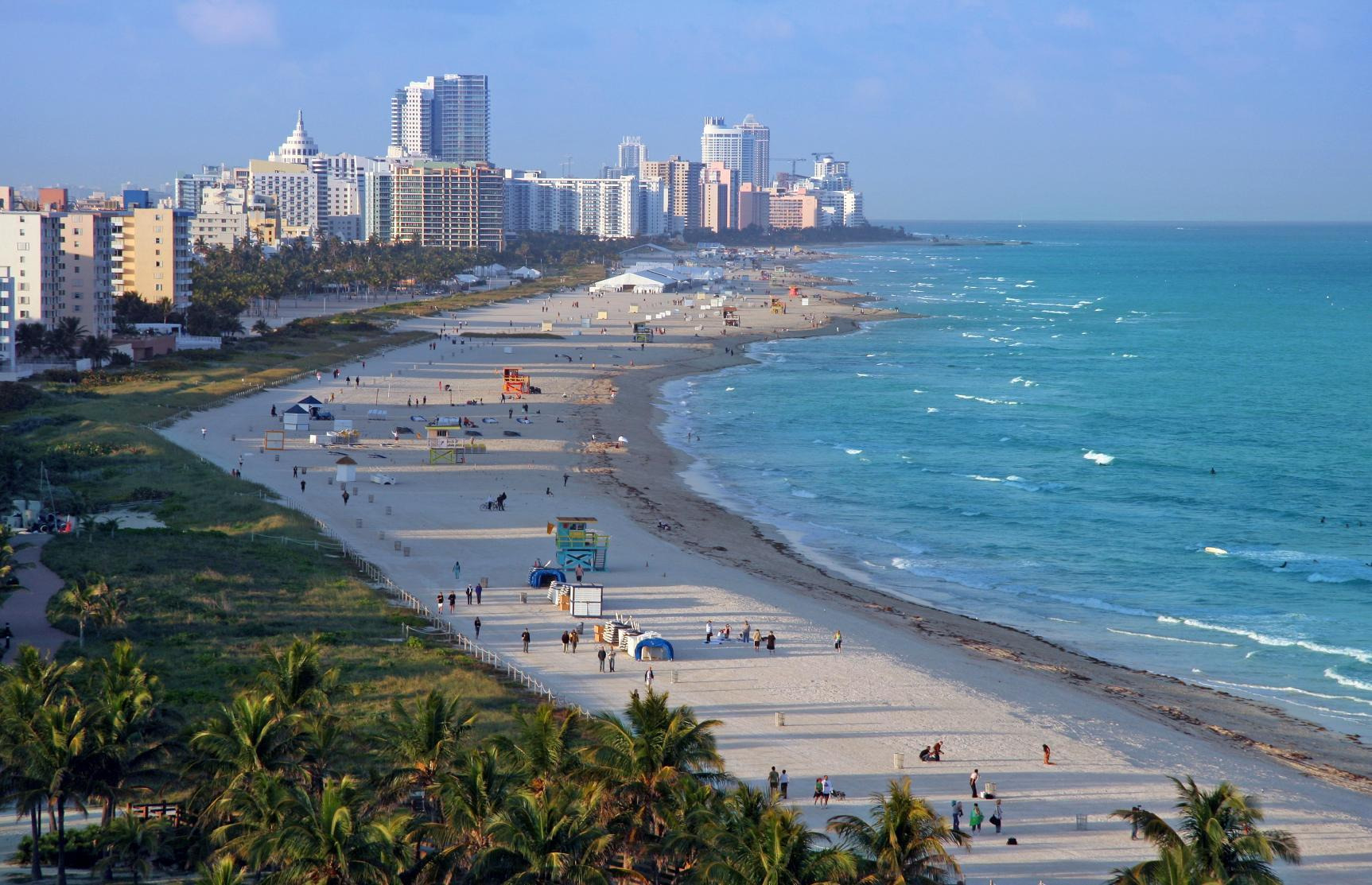 Top Beaches in Miami