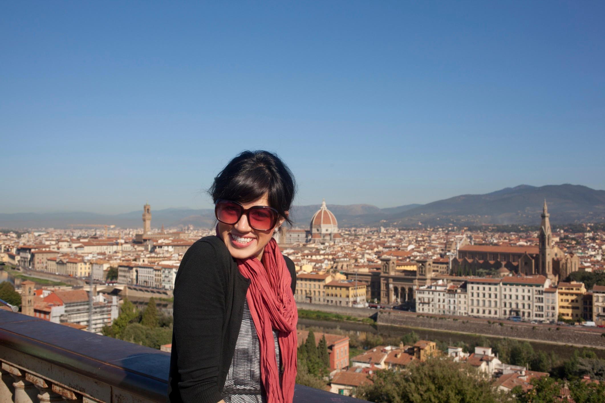 Tagestrips von Rom nach Florenz