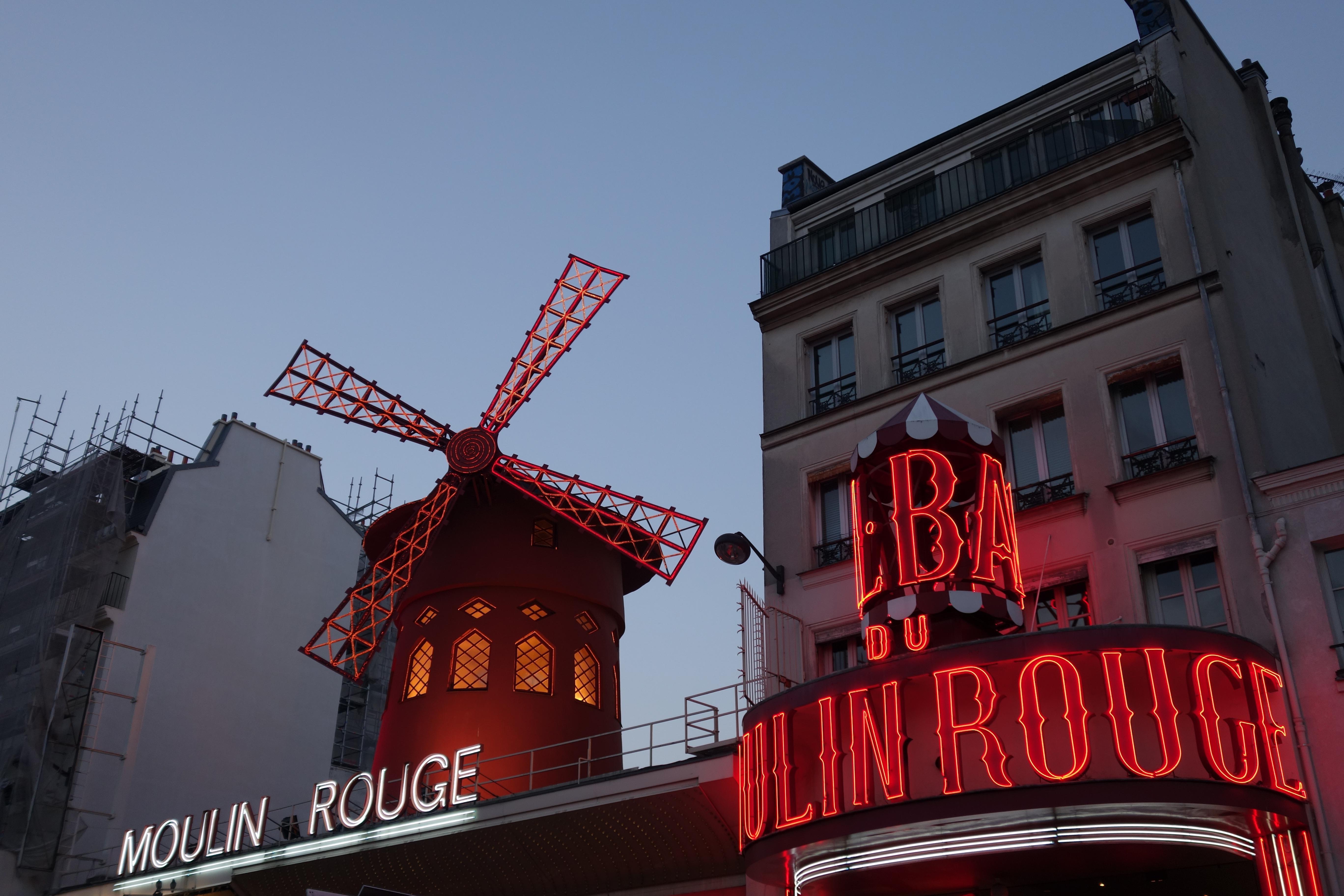 Paris Film Sites