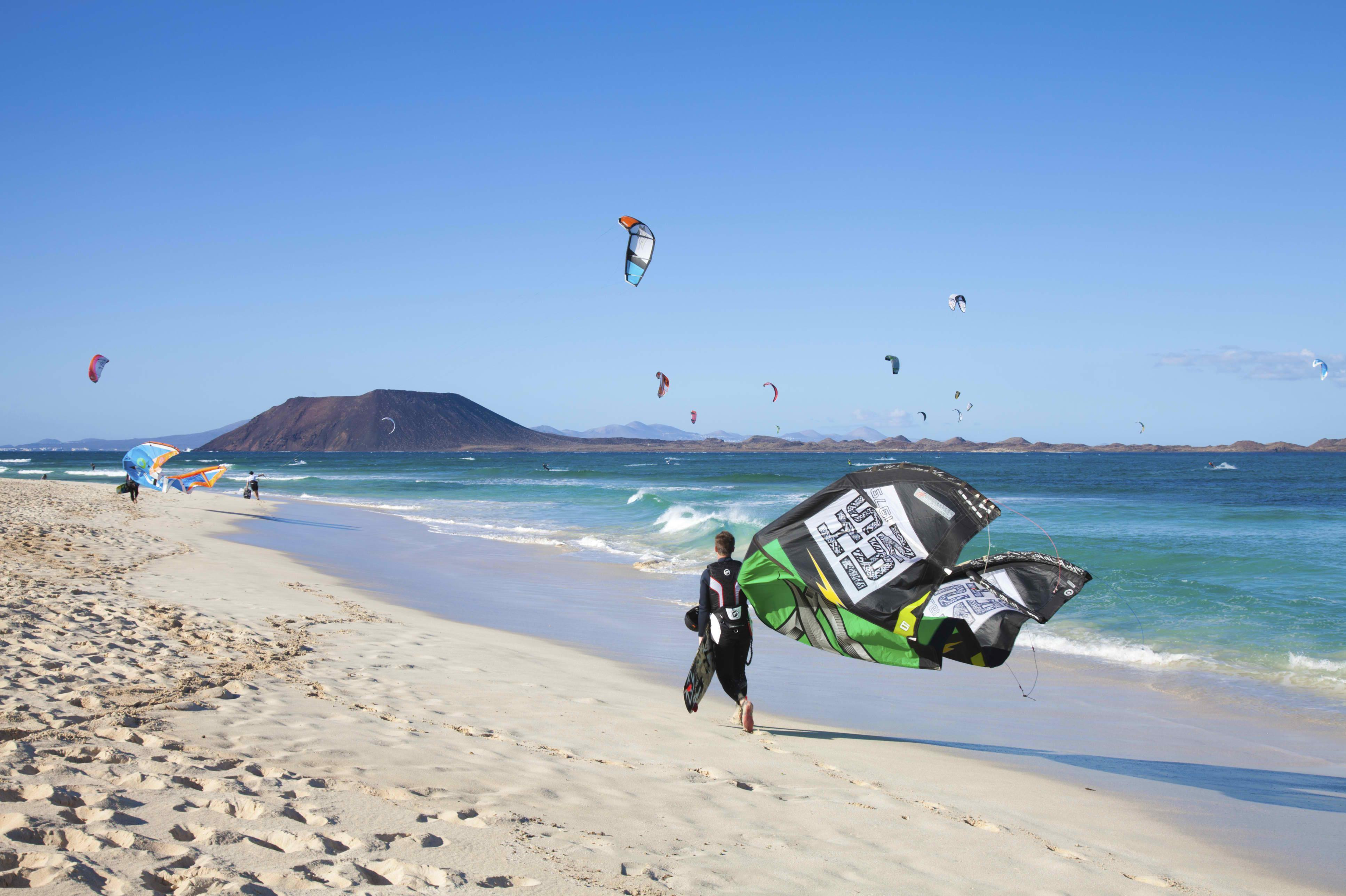 Top Beaches in Fuerteventura