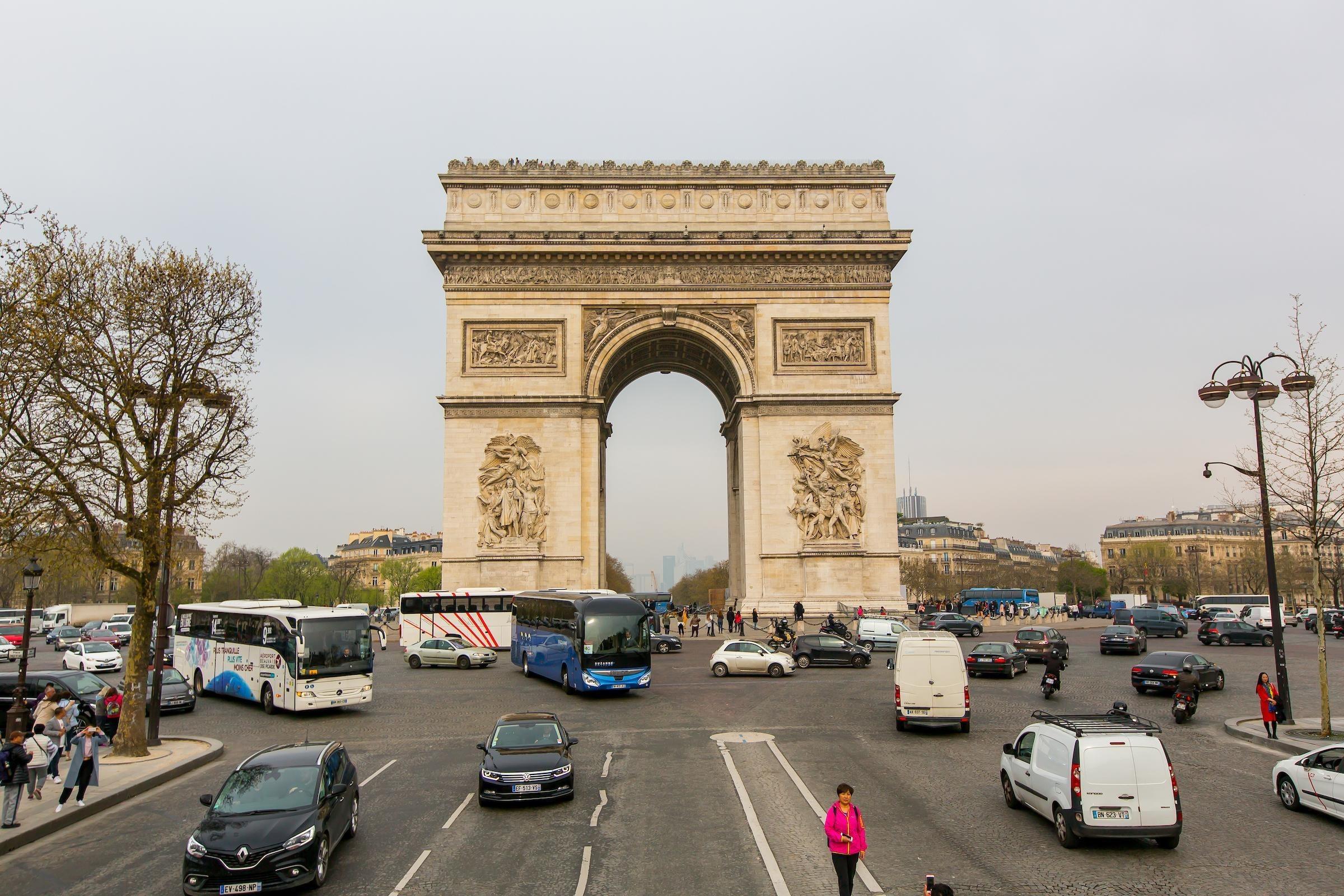 Paris Sightseeing Tours from Disneyland Paris