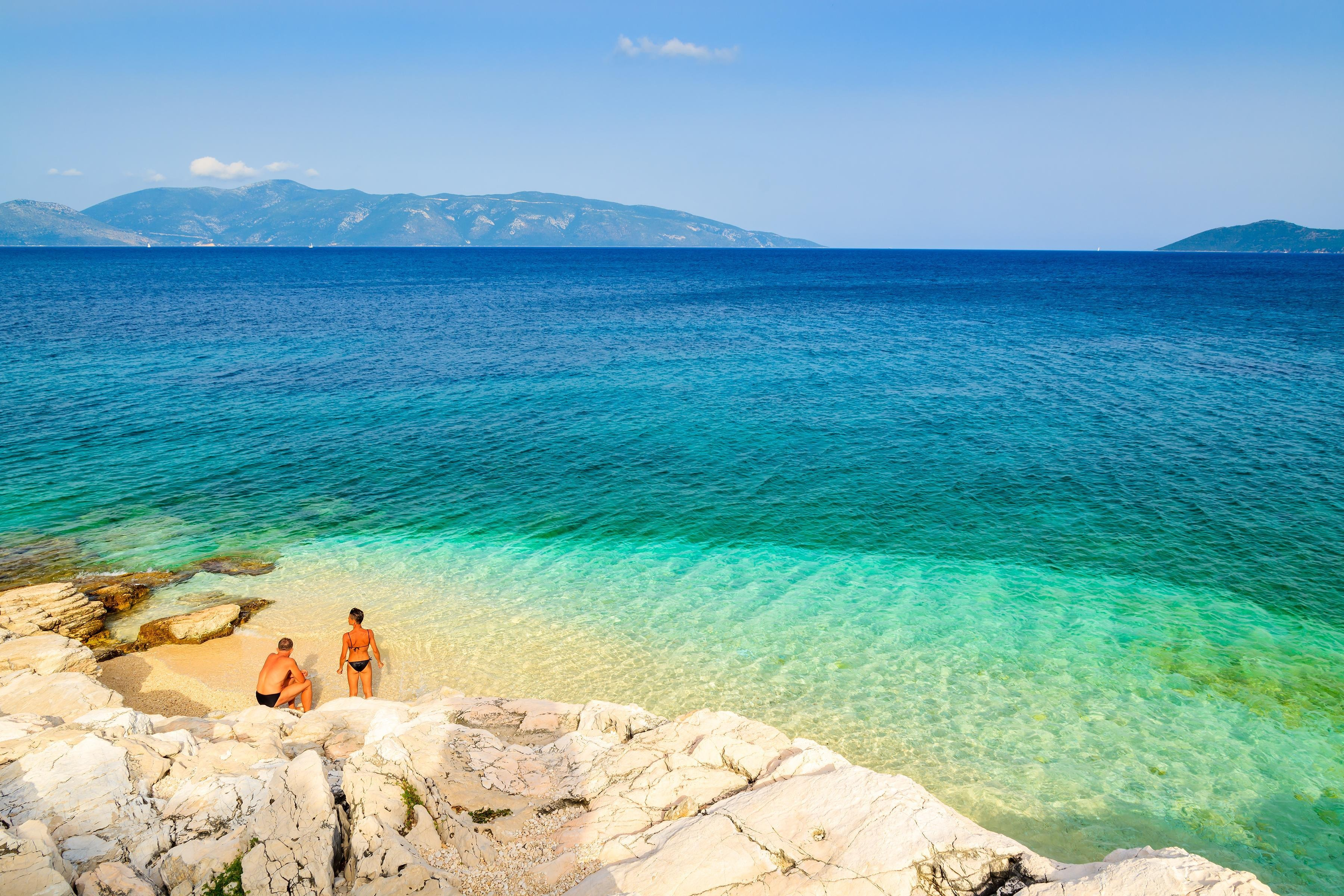Top Beaches in Corfu