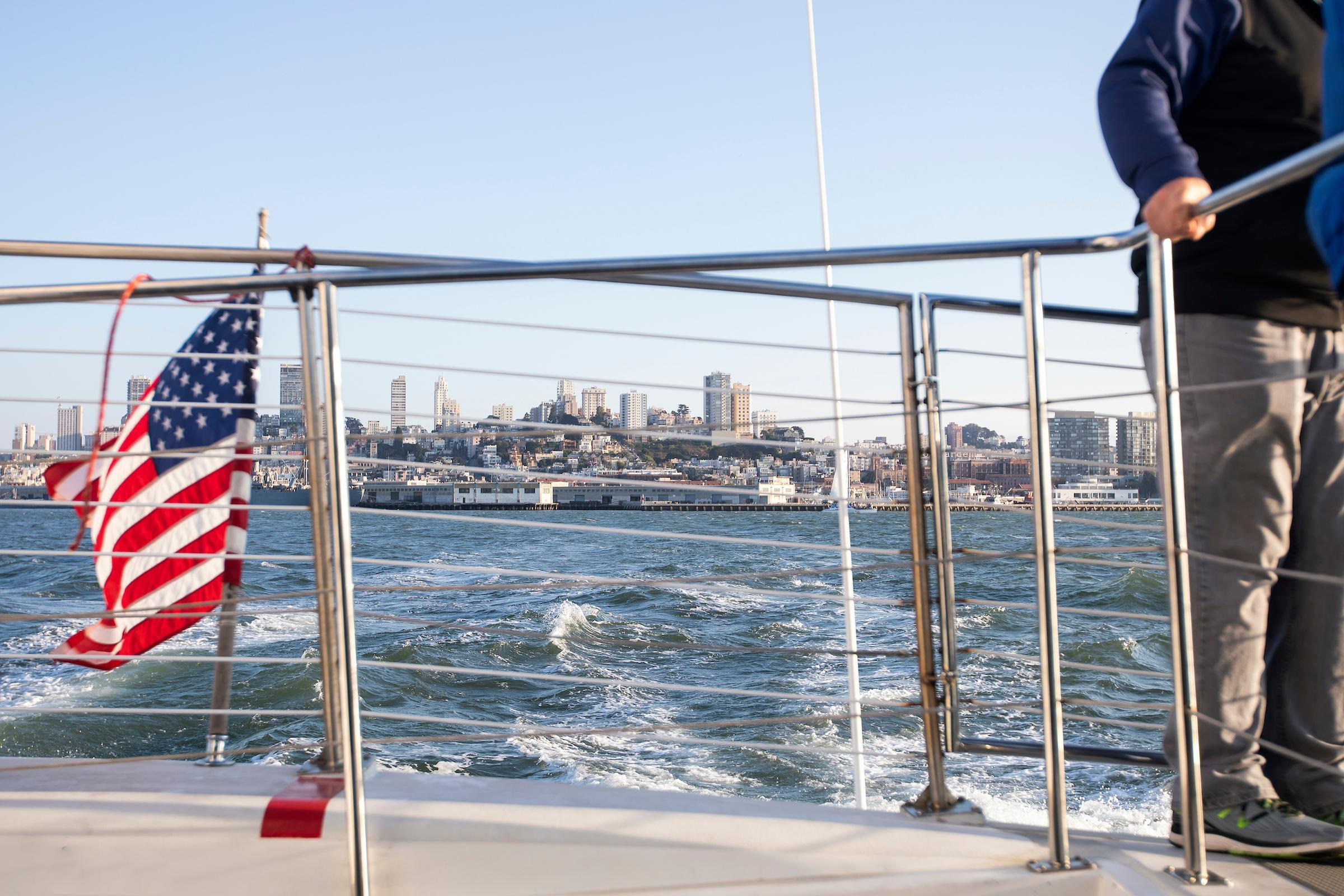 San Francisco Holiday Cruises