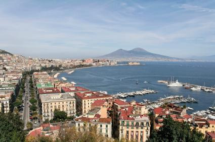Excursions à la journée de Naples au départ de Rome