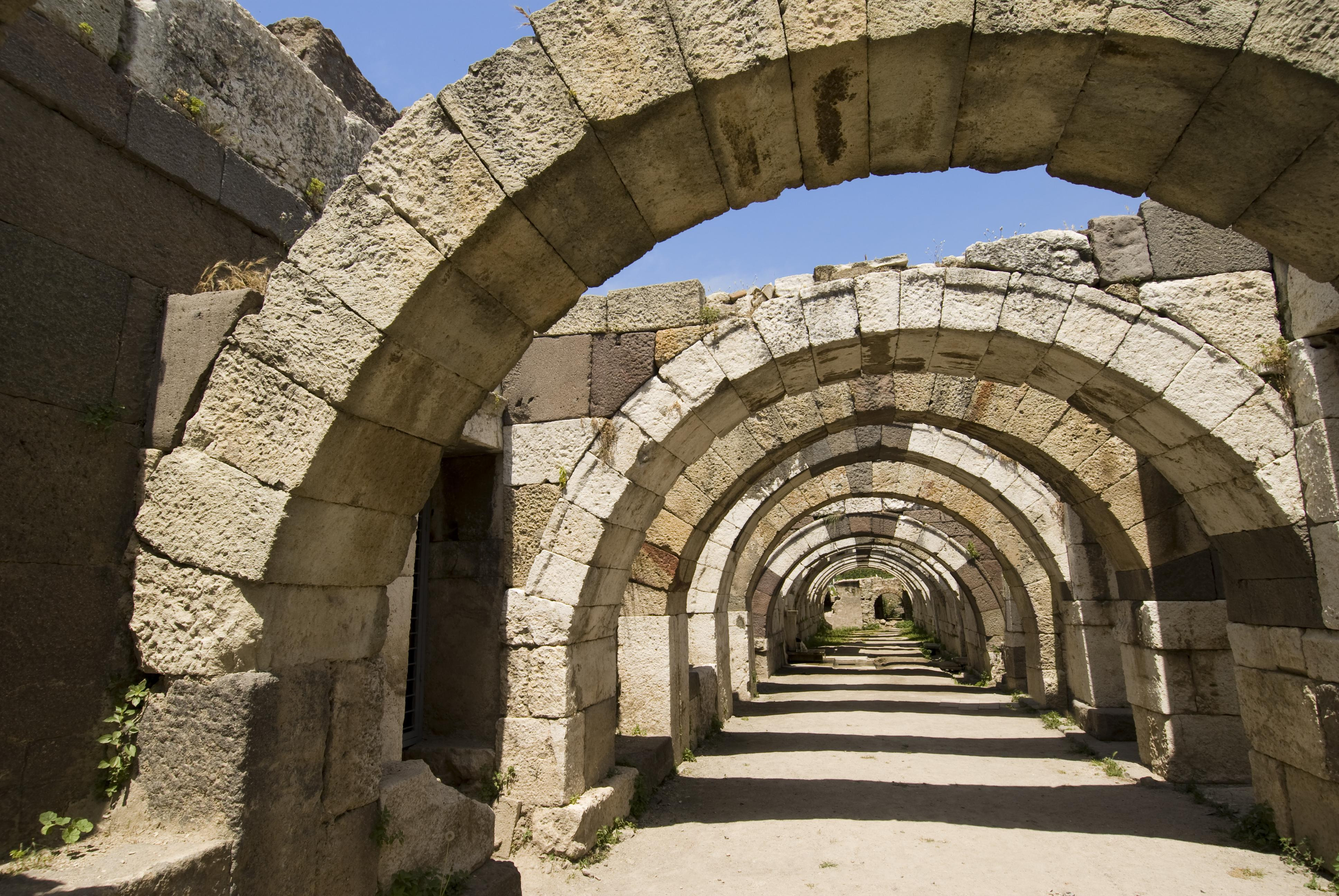 Top Archaeological Sites in Izmir