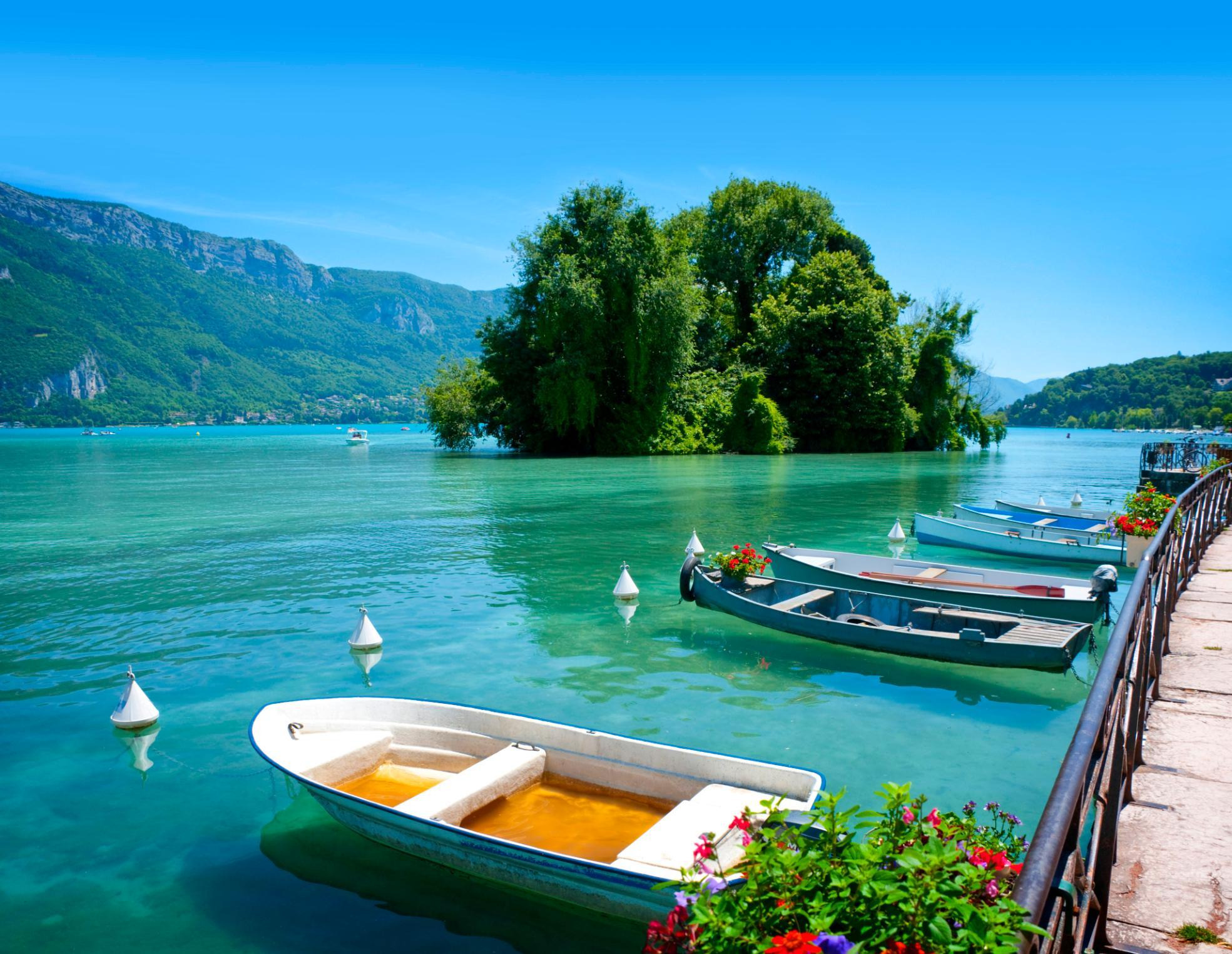 Annecy Day Trips from Geneva