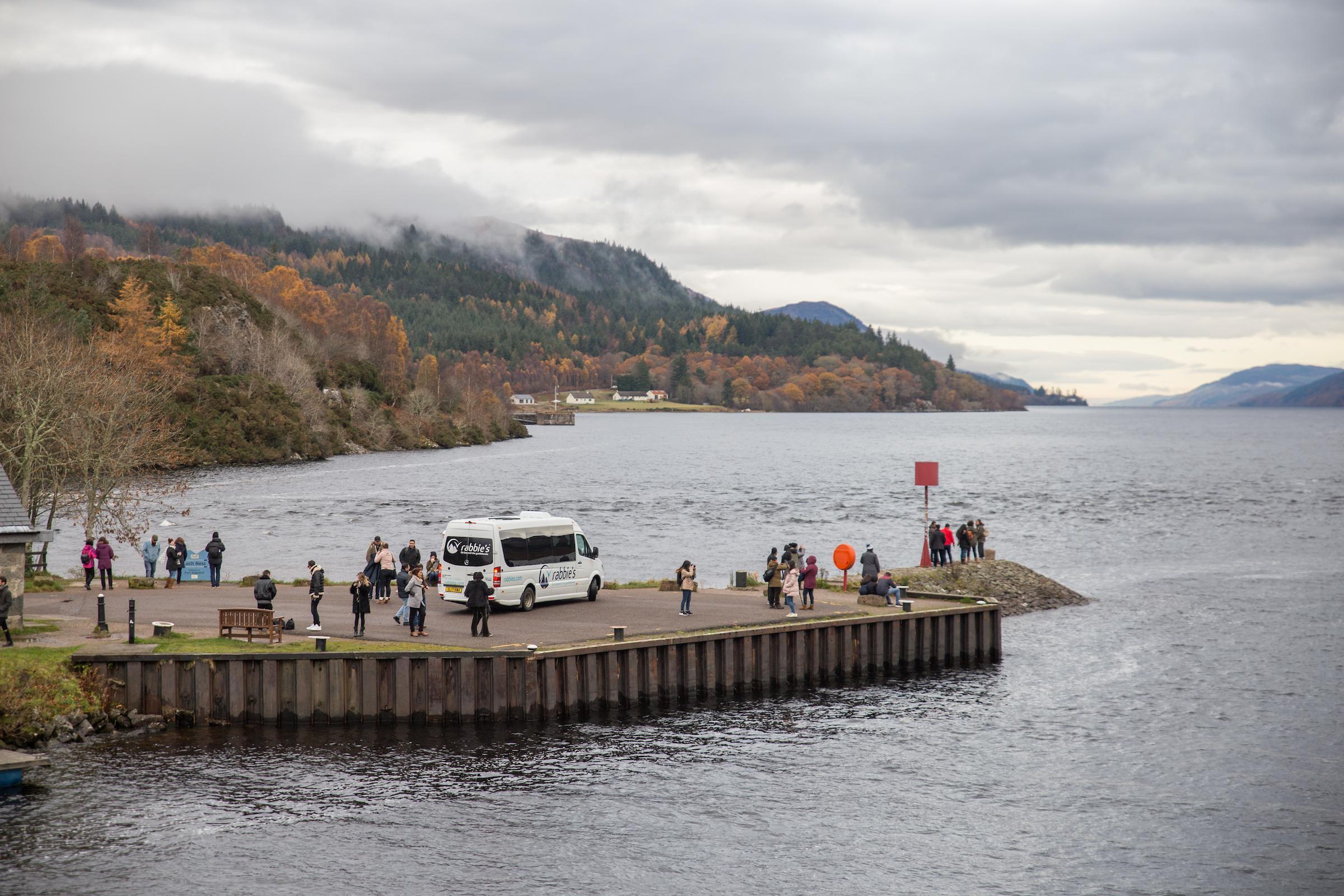 Loch Ness Cruises