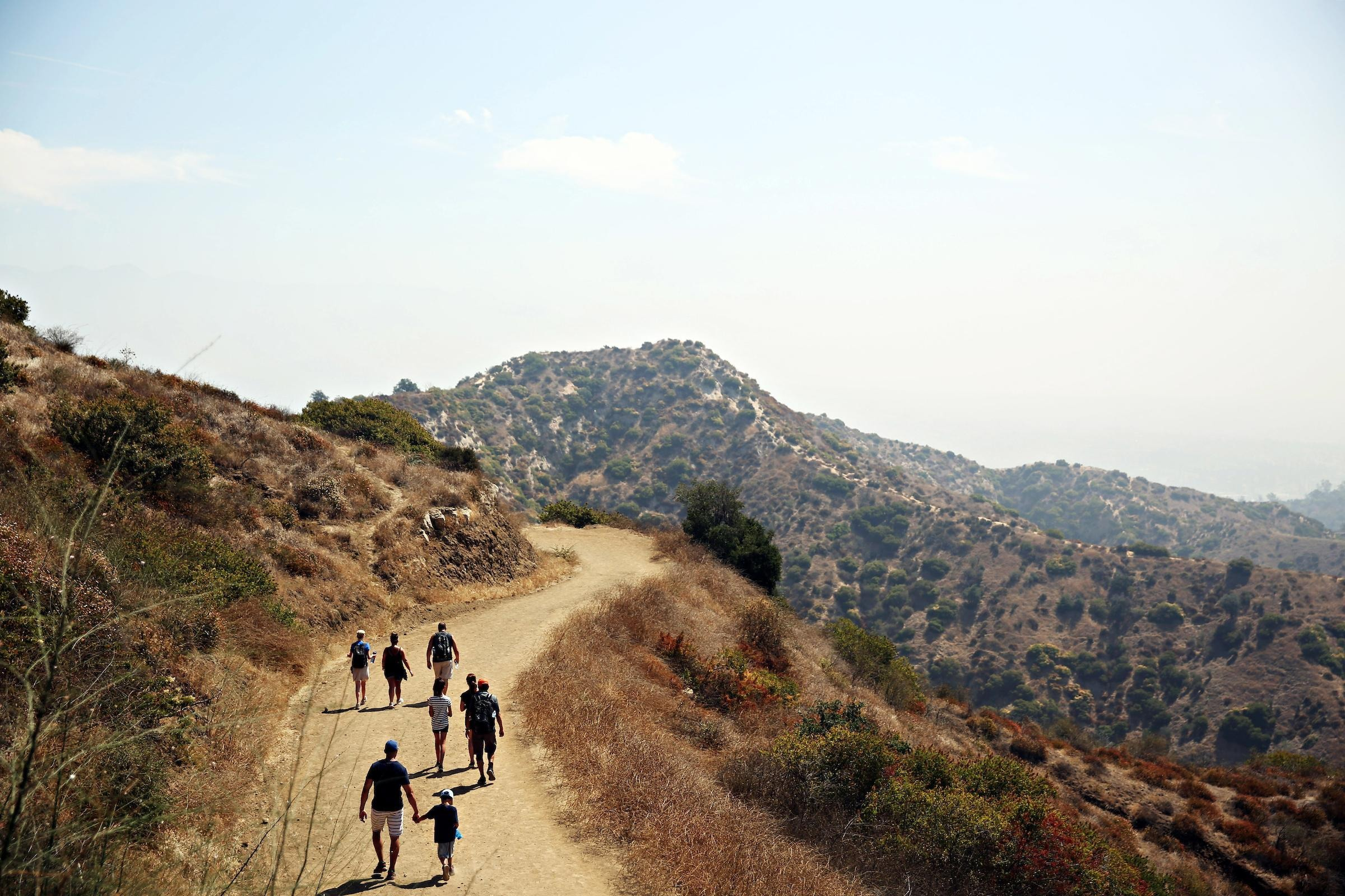 Top Hiking Spots Near Los Angeles