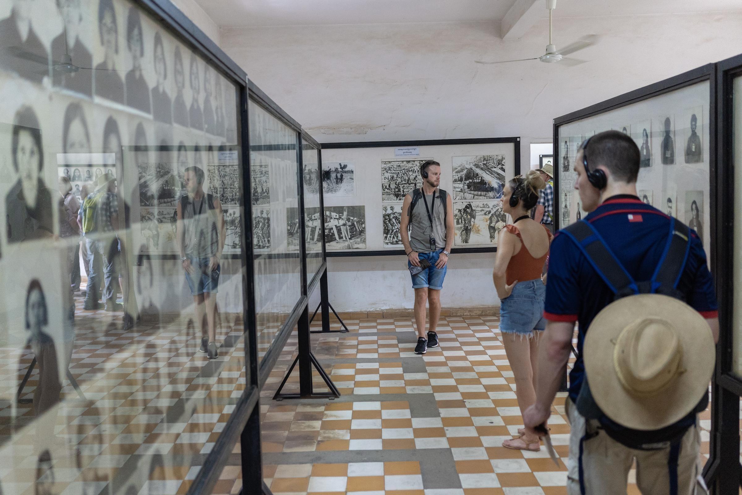 Khmer Rouge Sites in Phnom Penh