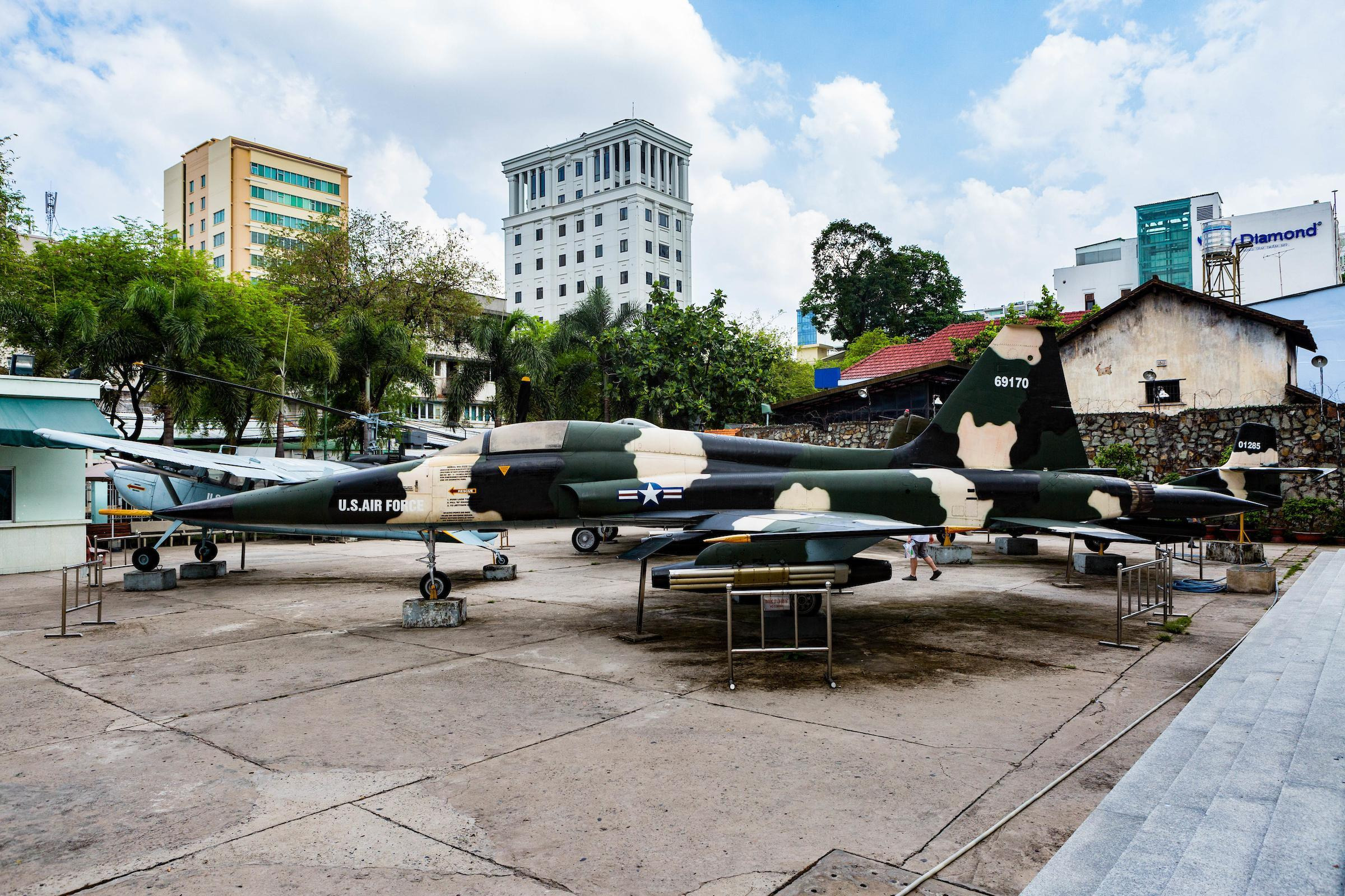 Vietnam War History Tours in Ho Chi Minh City