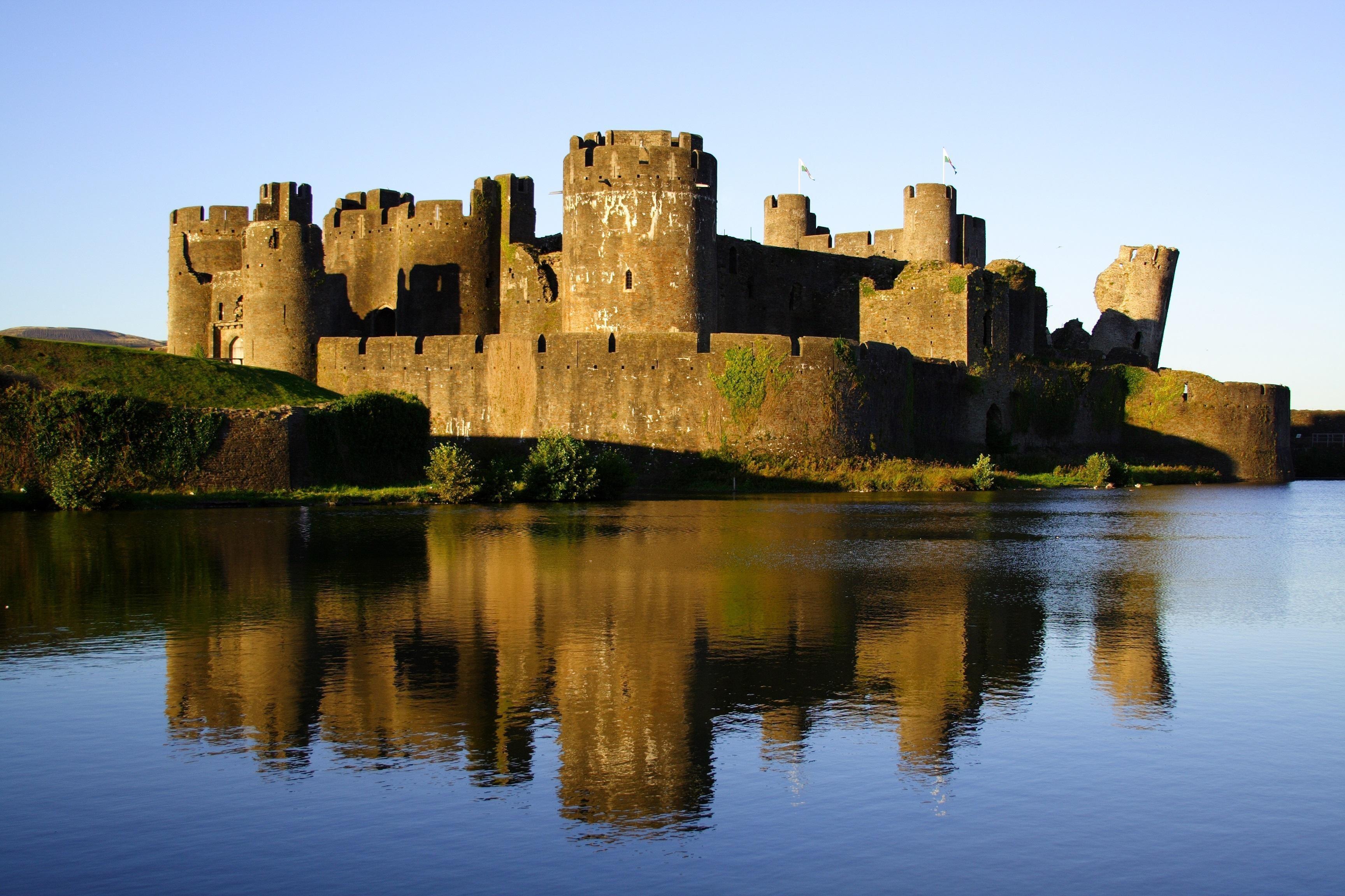 Top Castles in Wales