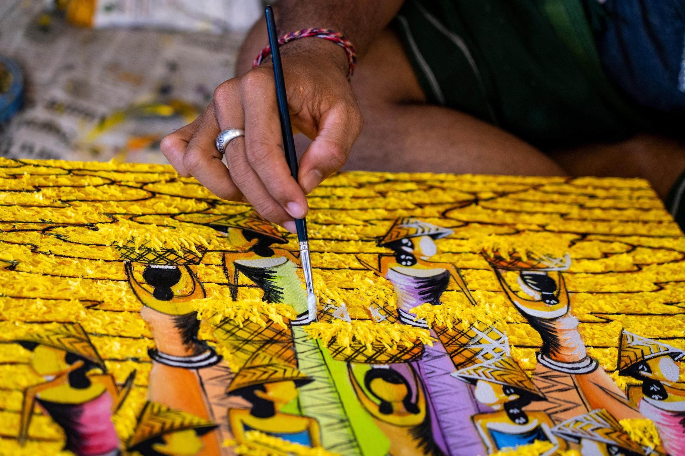 Top Spots for Art Lovers in Ubud
