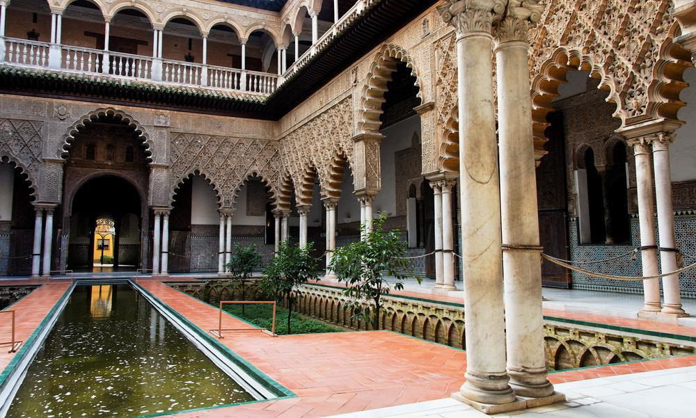 Game of Thrones Film Sites in Seville