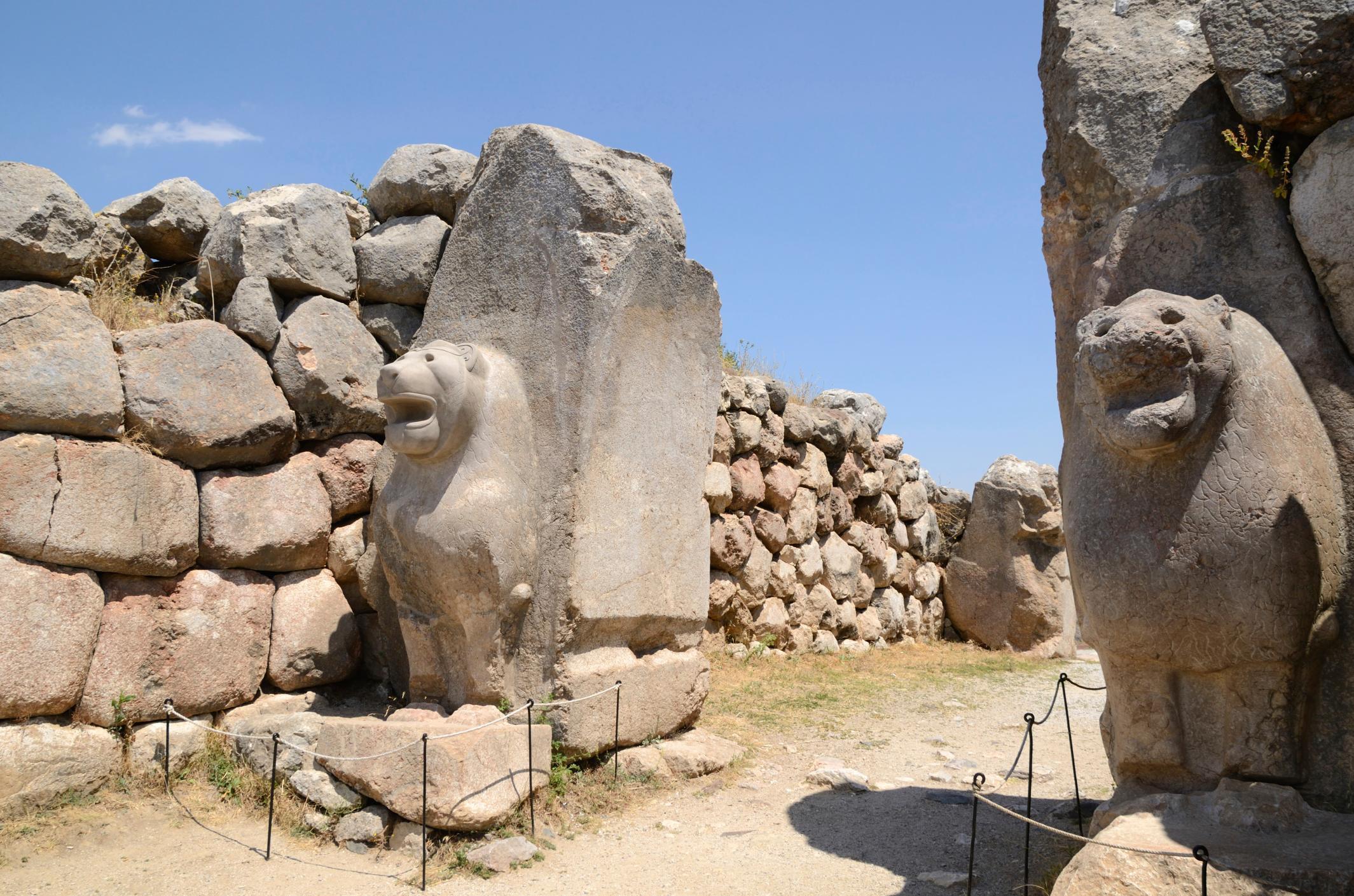 Top Hittite Sites Near Ankara