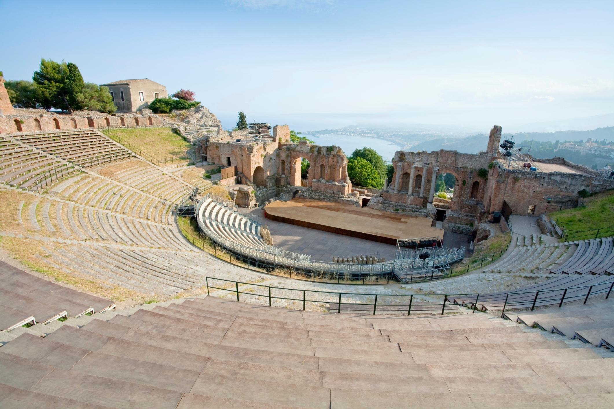 Top Ancient Sites in Taormina