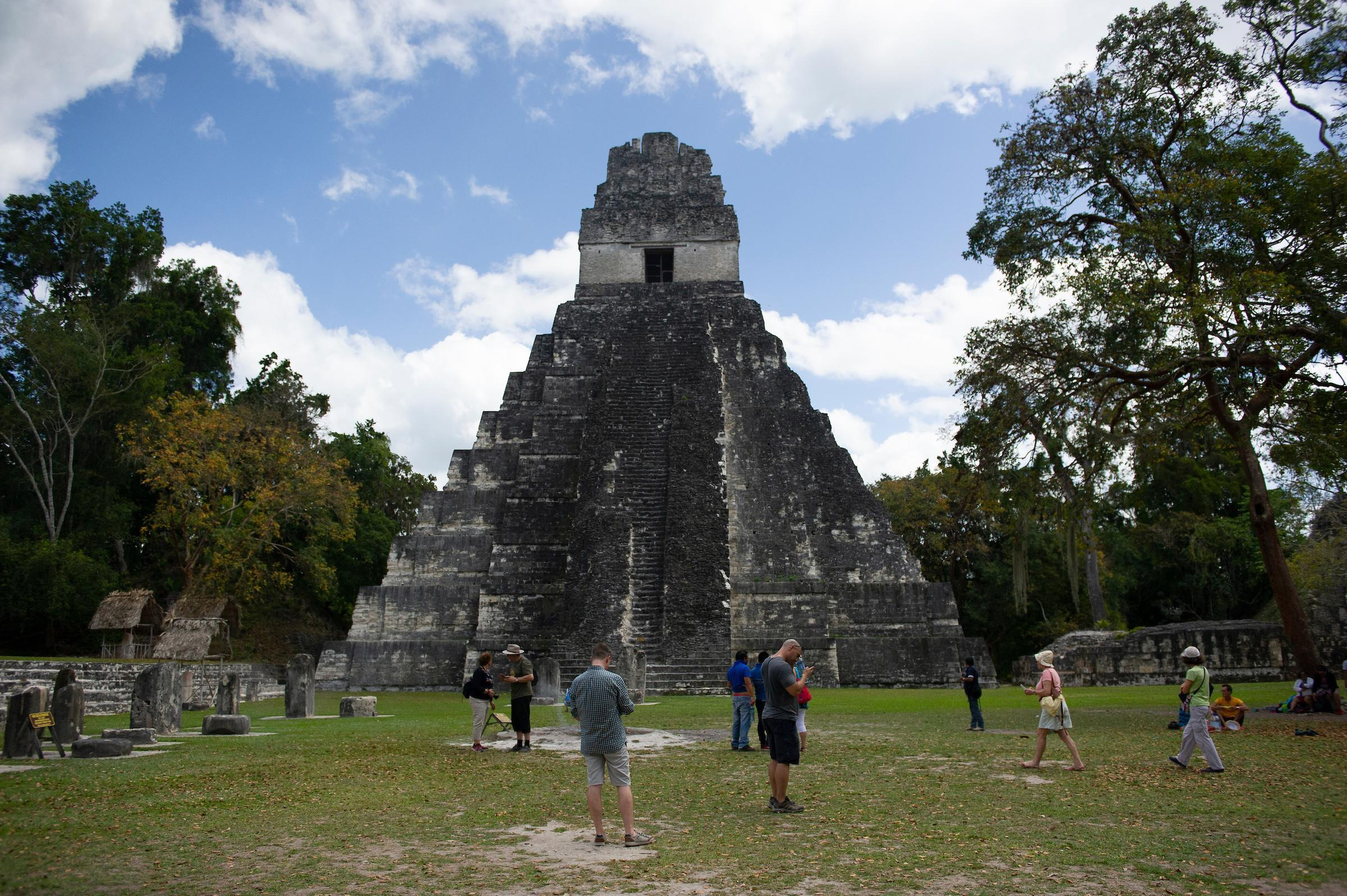 Maya Ruins Tours from Flores