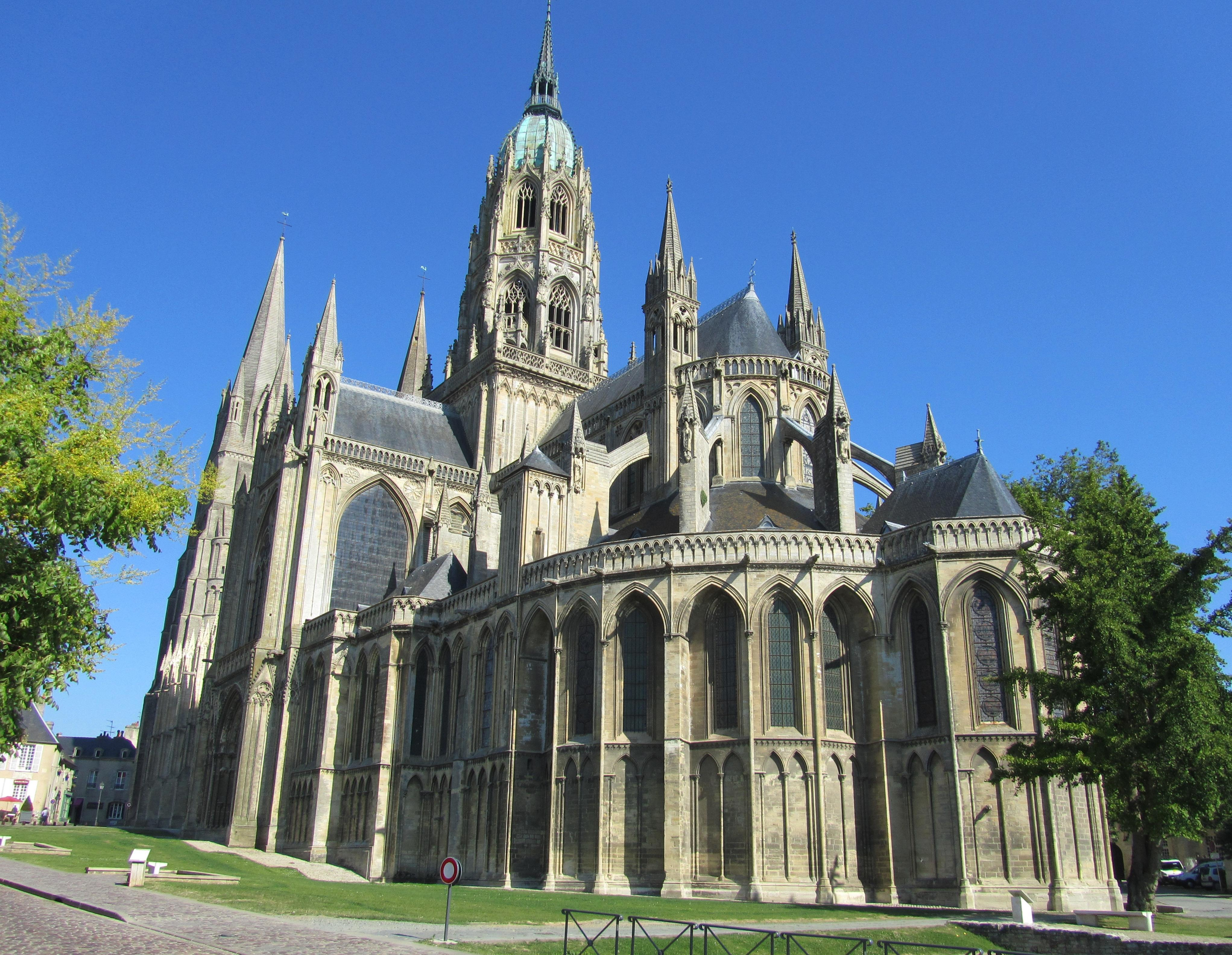 Medieval Sights in Bayeux