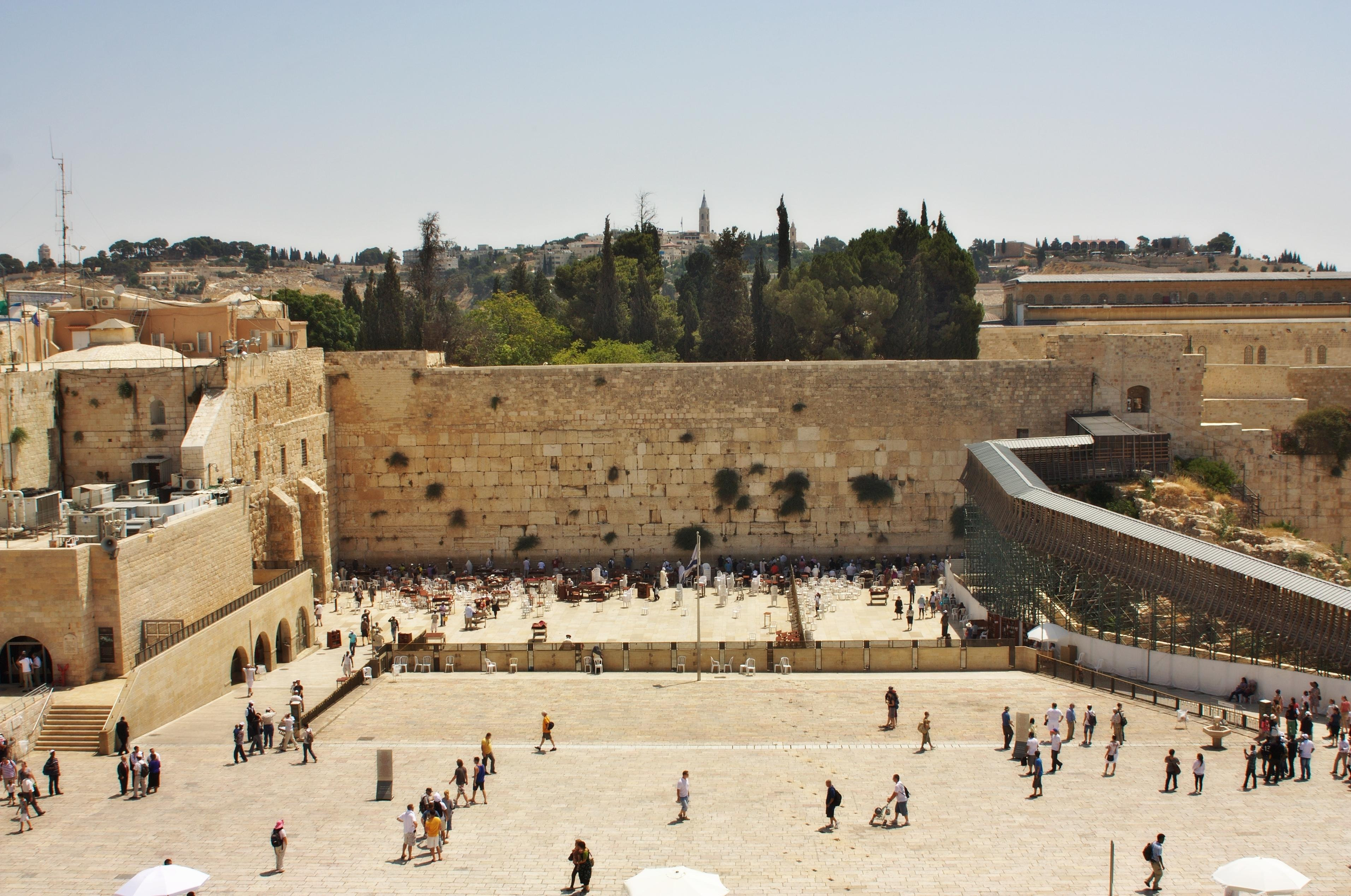 Top Holy Sites in Jerusalem