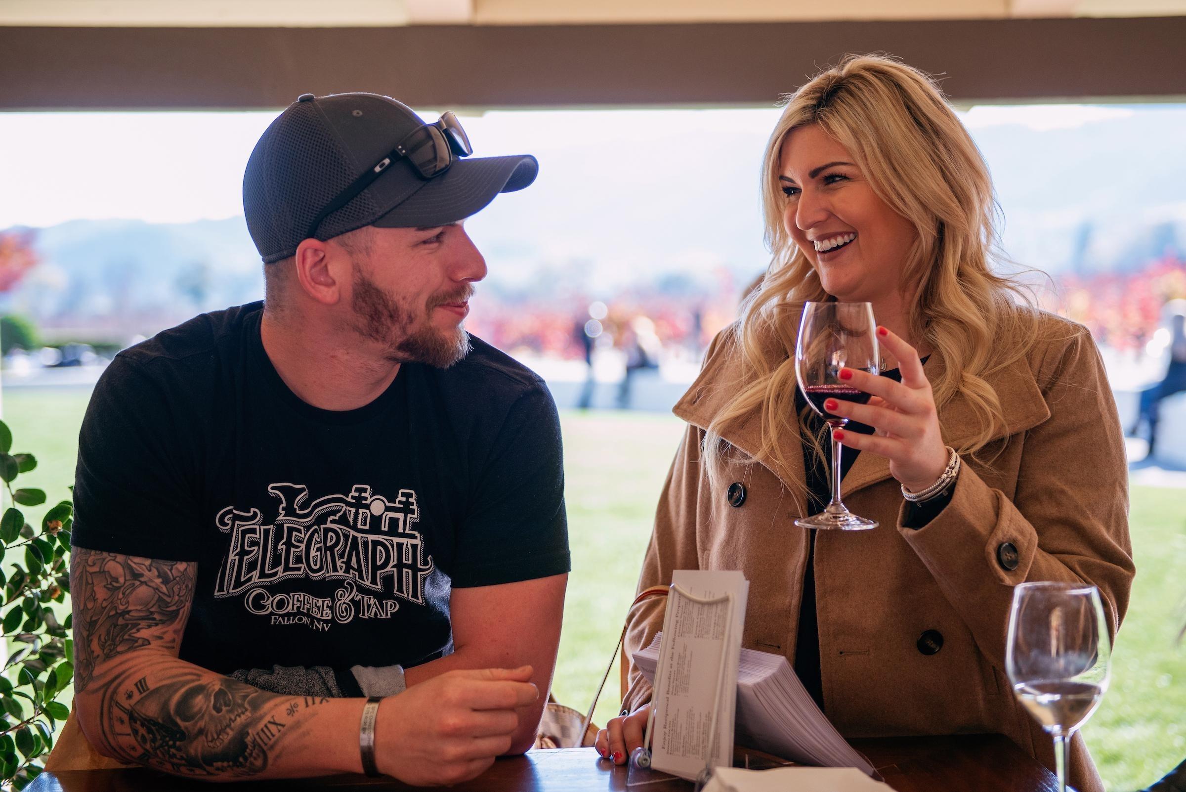 Romantic Wine Tours in Napa and Sonoma